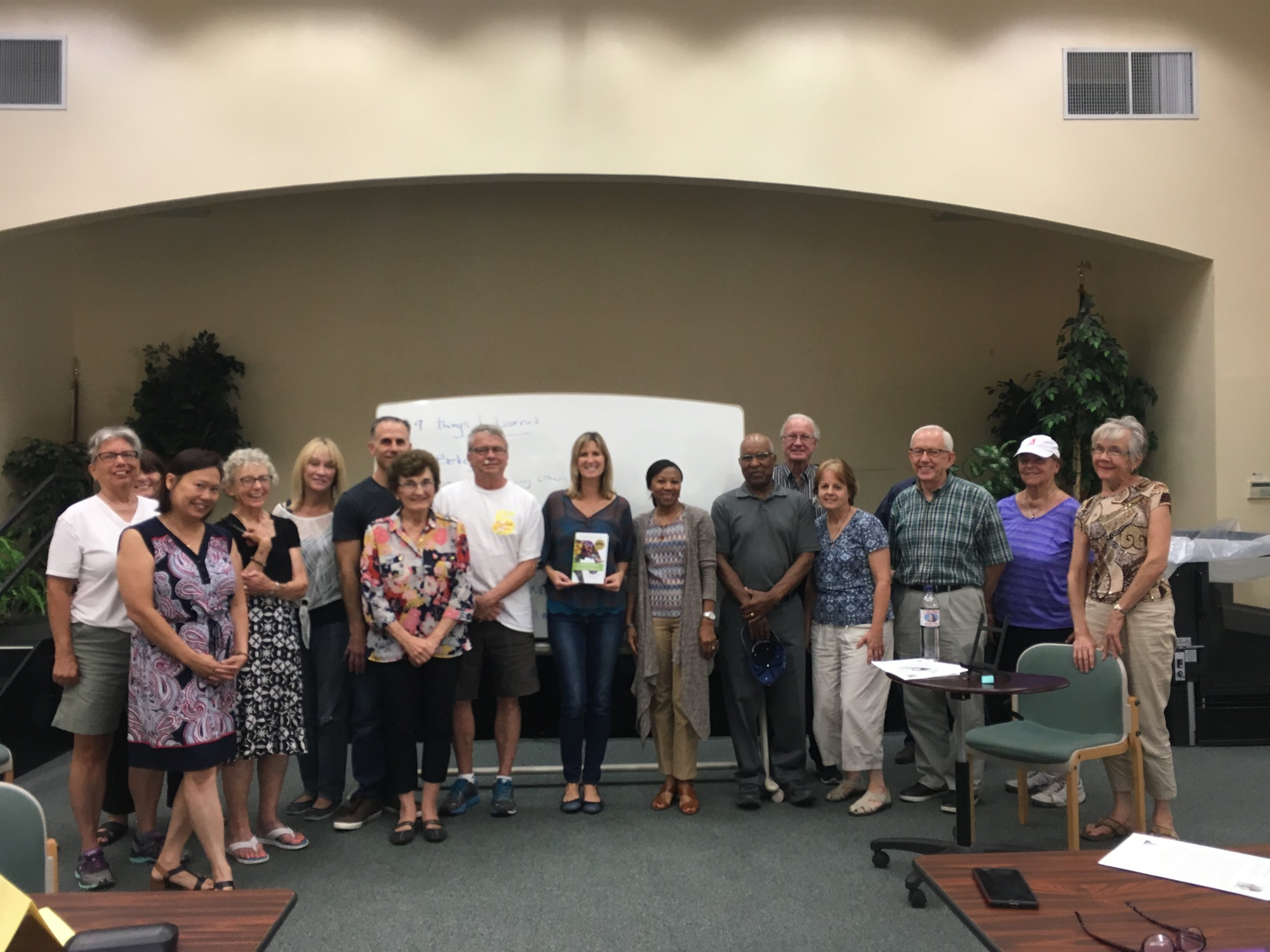 Memoir Writing Group - Scripps Ranch Library