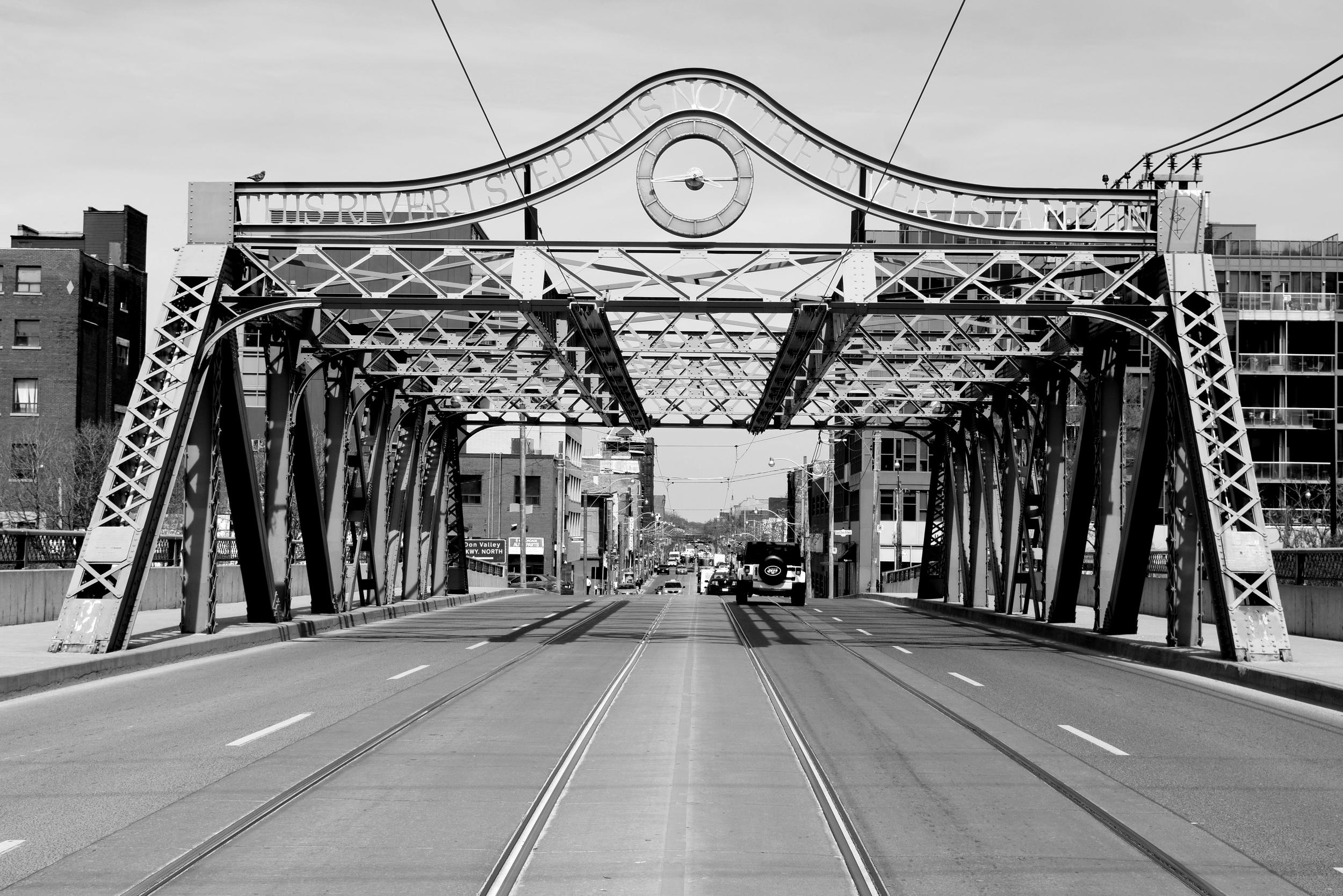 Queen Street Viaduct (photograph by John Severino)