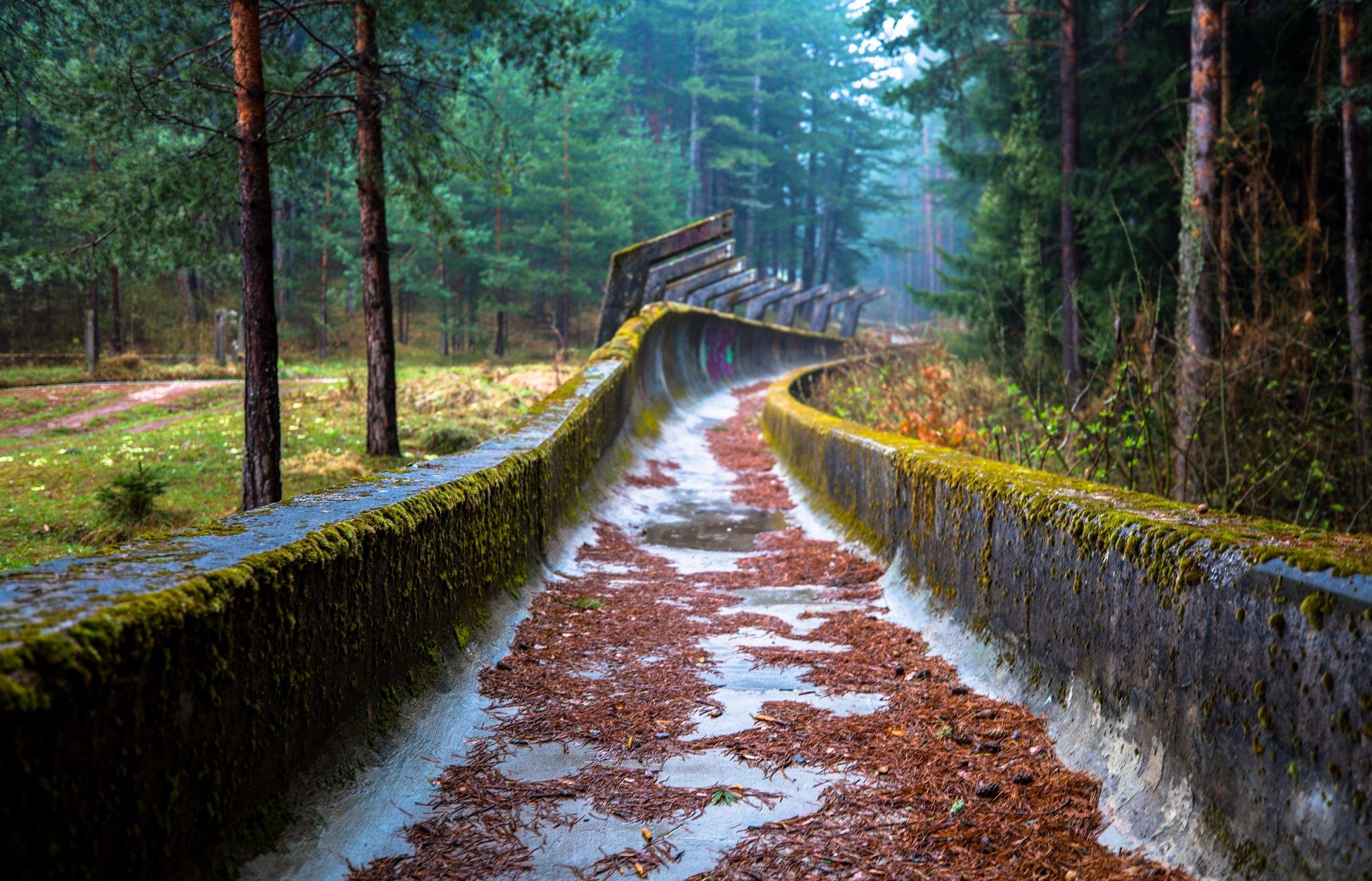 Sarajevo Winter Olympics, Photo by Ioanna Sakellaraki