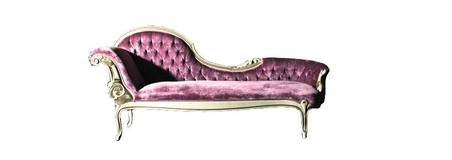 Image 8 / Victorian fainting couch. Image from http://www.periodcharmrentals.com/