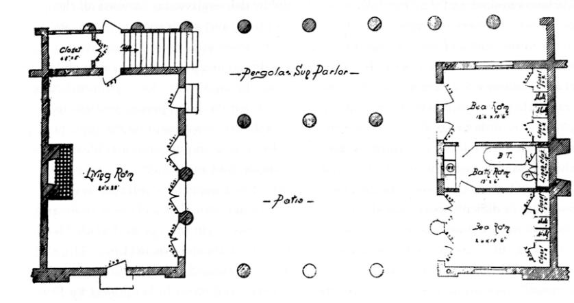 Image 4/ Plan of Llano del Rio, ca. 1916