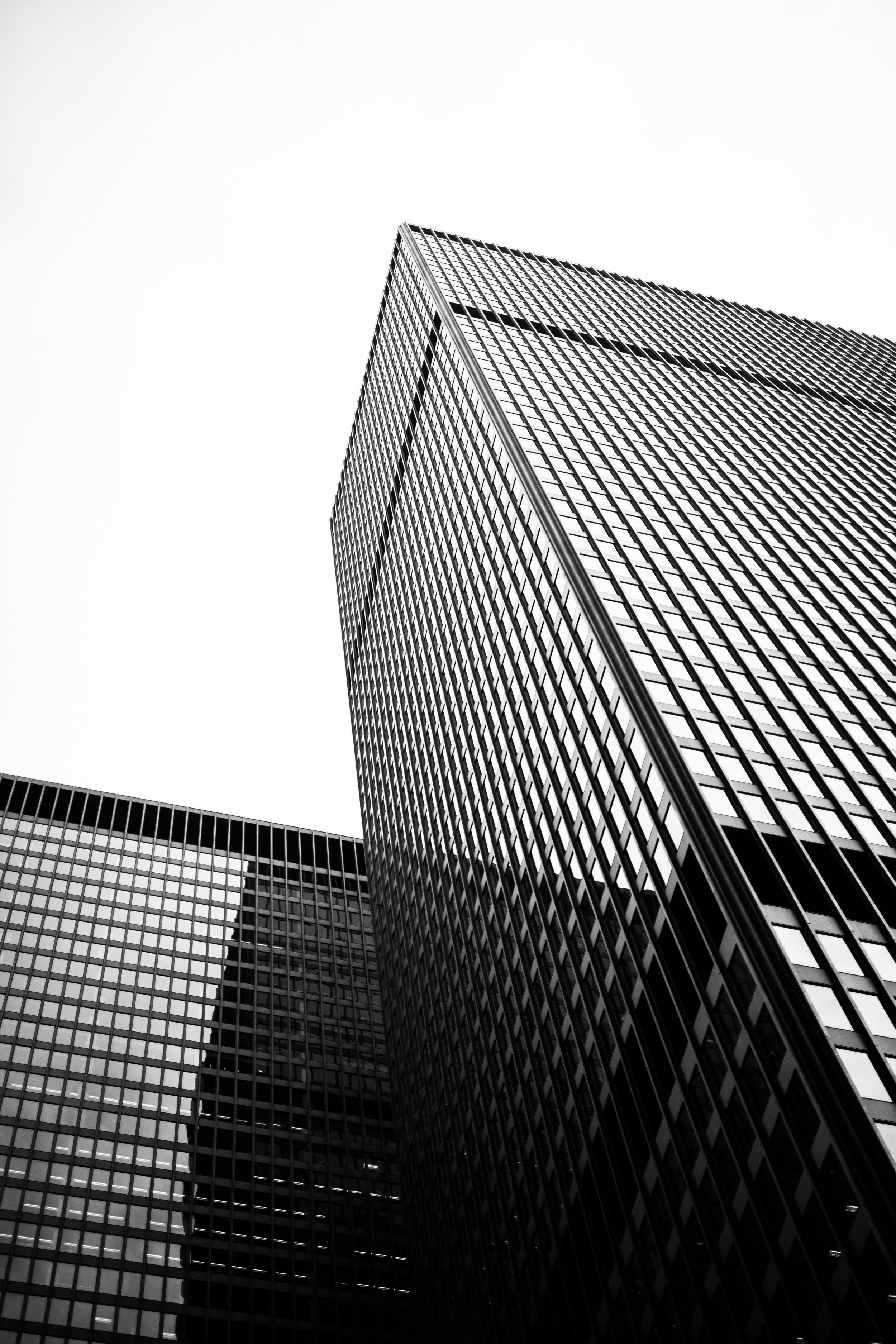 Toronto-Dominion Centre, Toronto, Photograph by Brendan Church