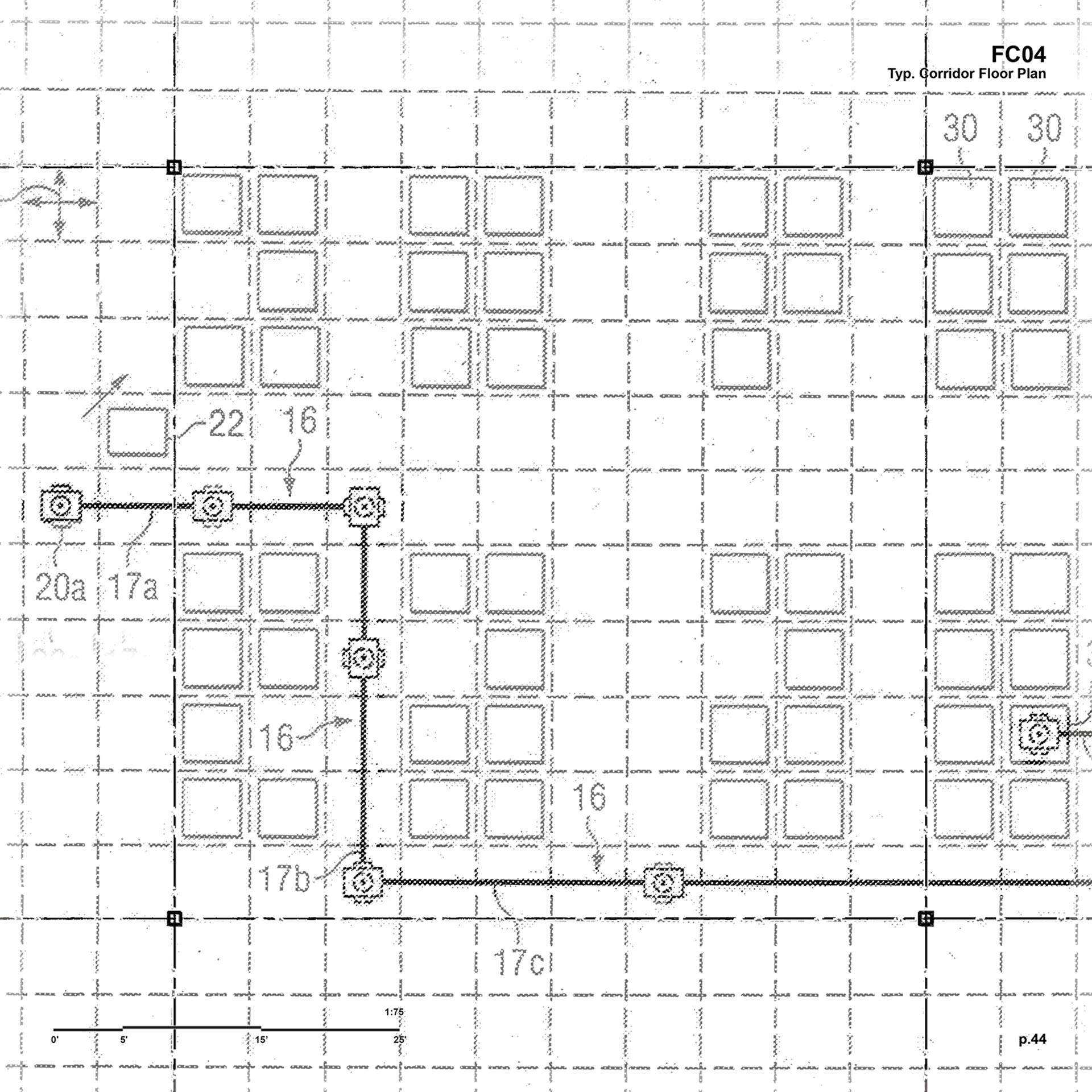 Typical Corridor Plan