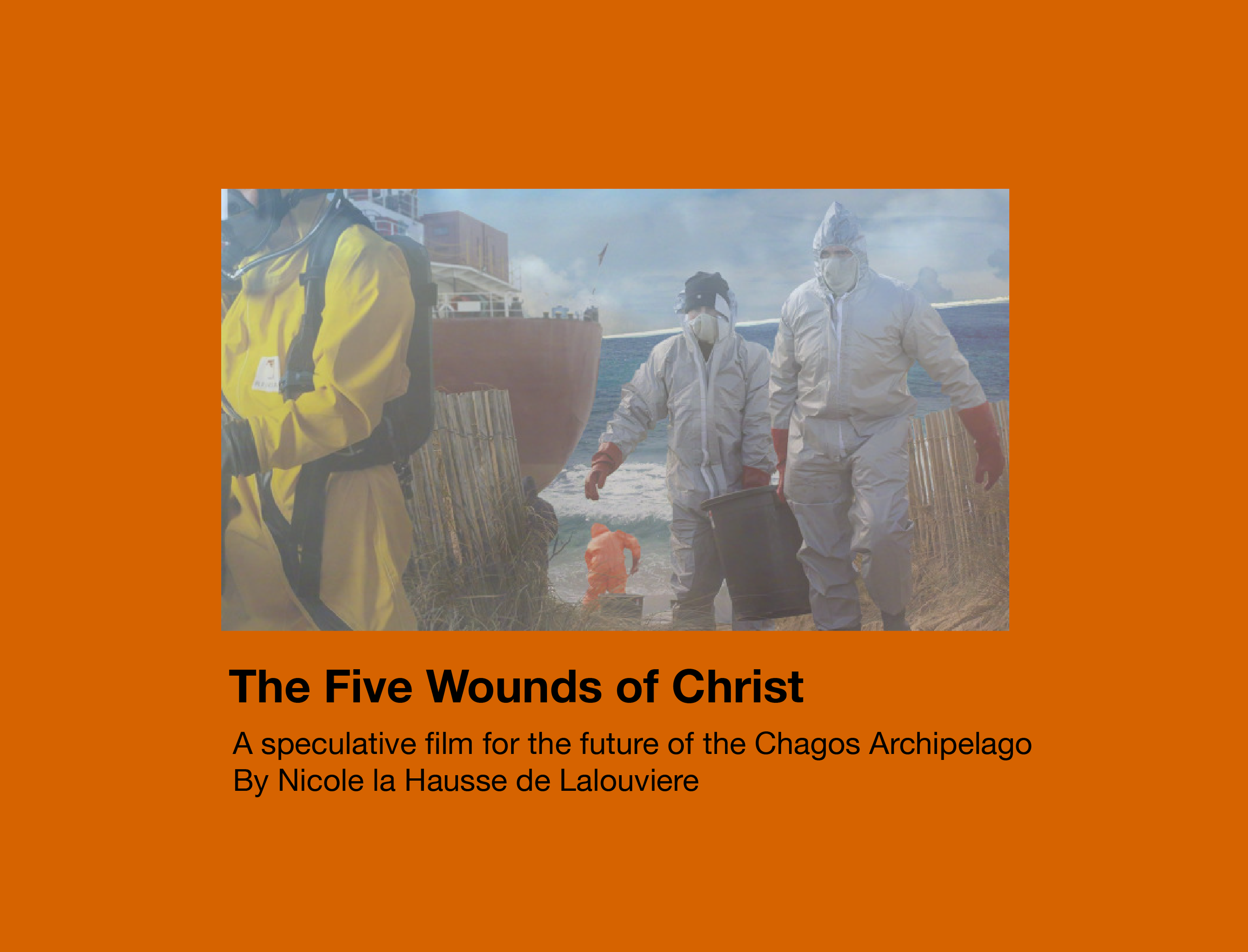 The Five Wounds of Christ