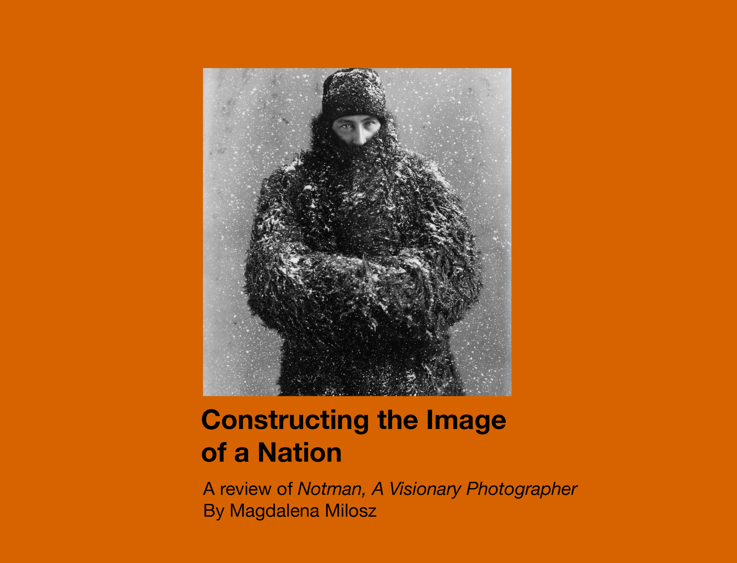 Constructing the Image of a Nation
