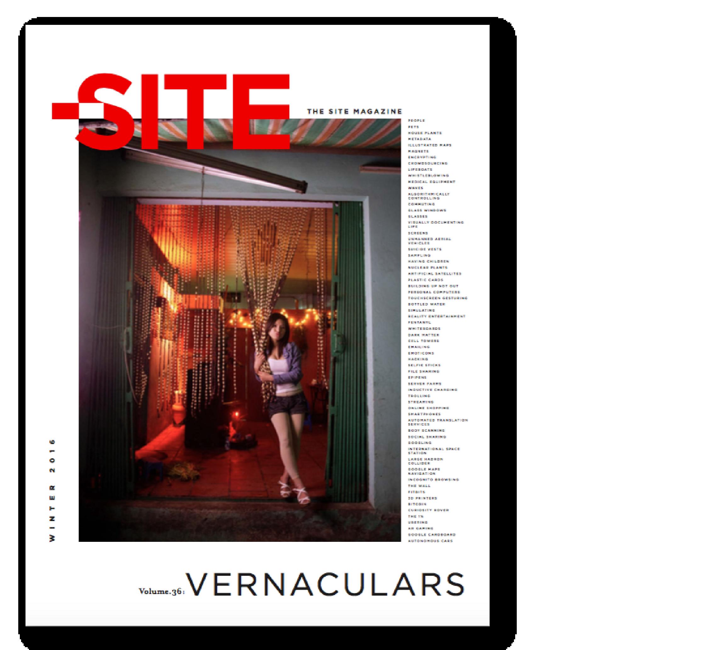 V36: Vernaculars