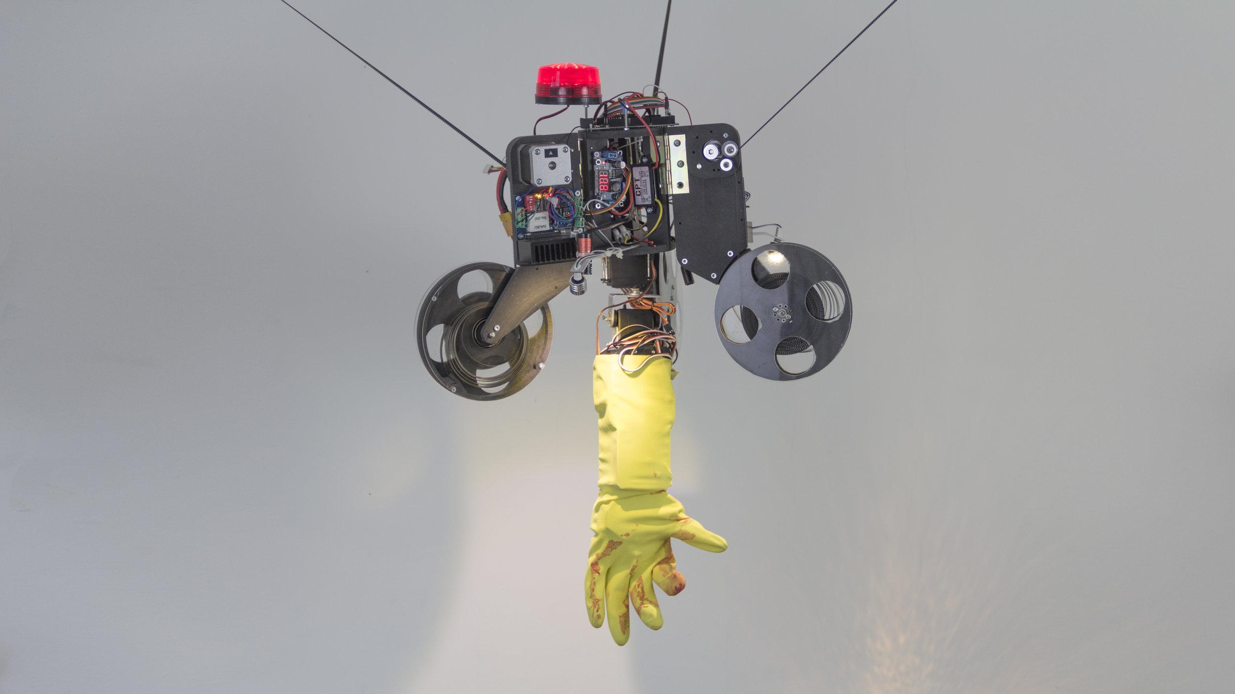 The  Ungenaubot , 2018. Photograph by Ilmar Hurkxkens and Fabian Bircher
