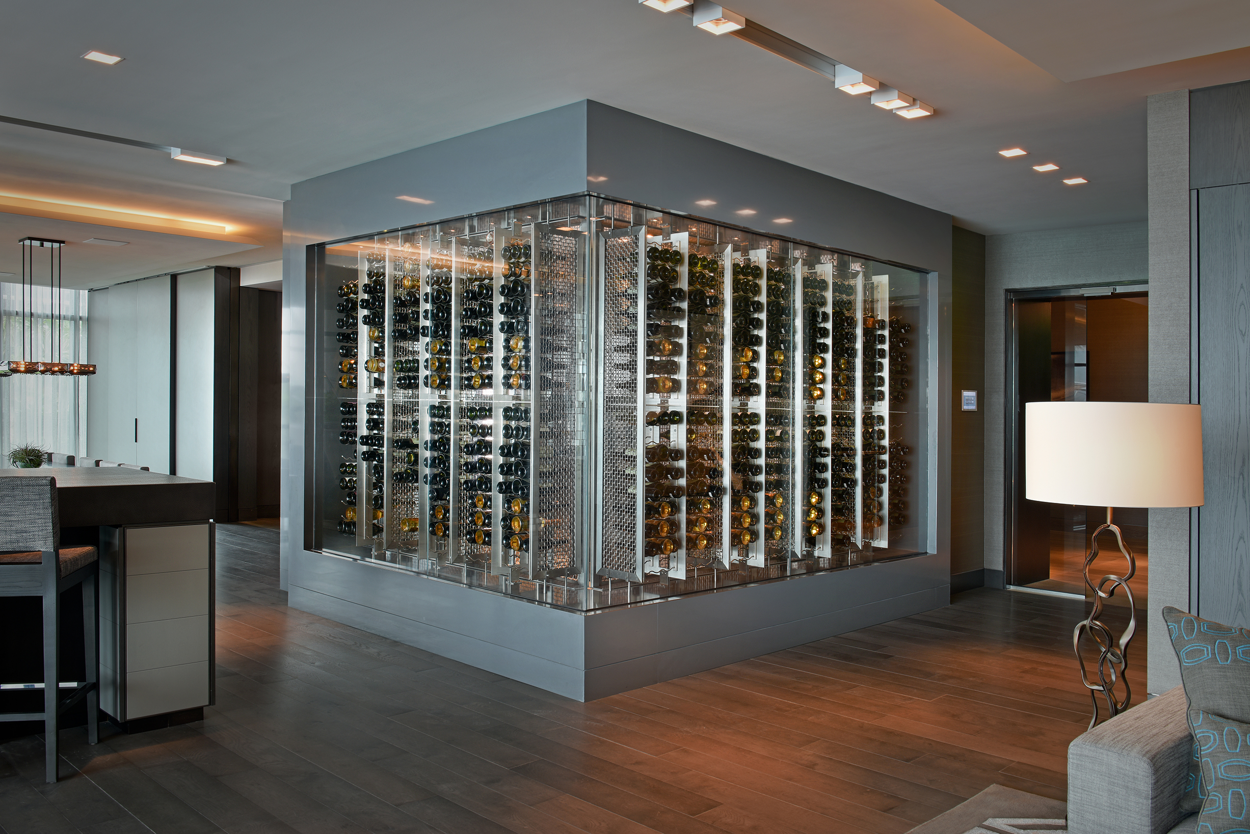 Exclusive :  The Regalia Wine Locker