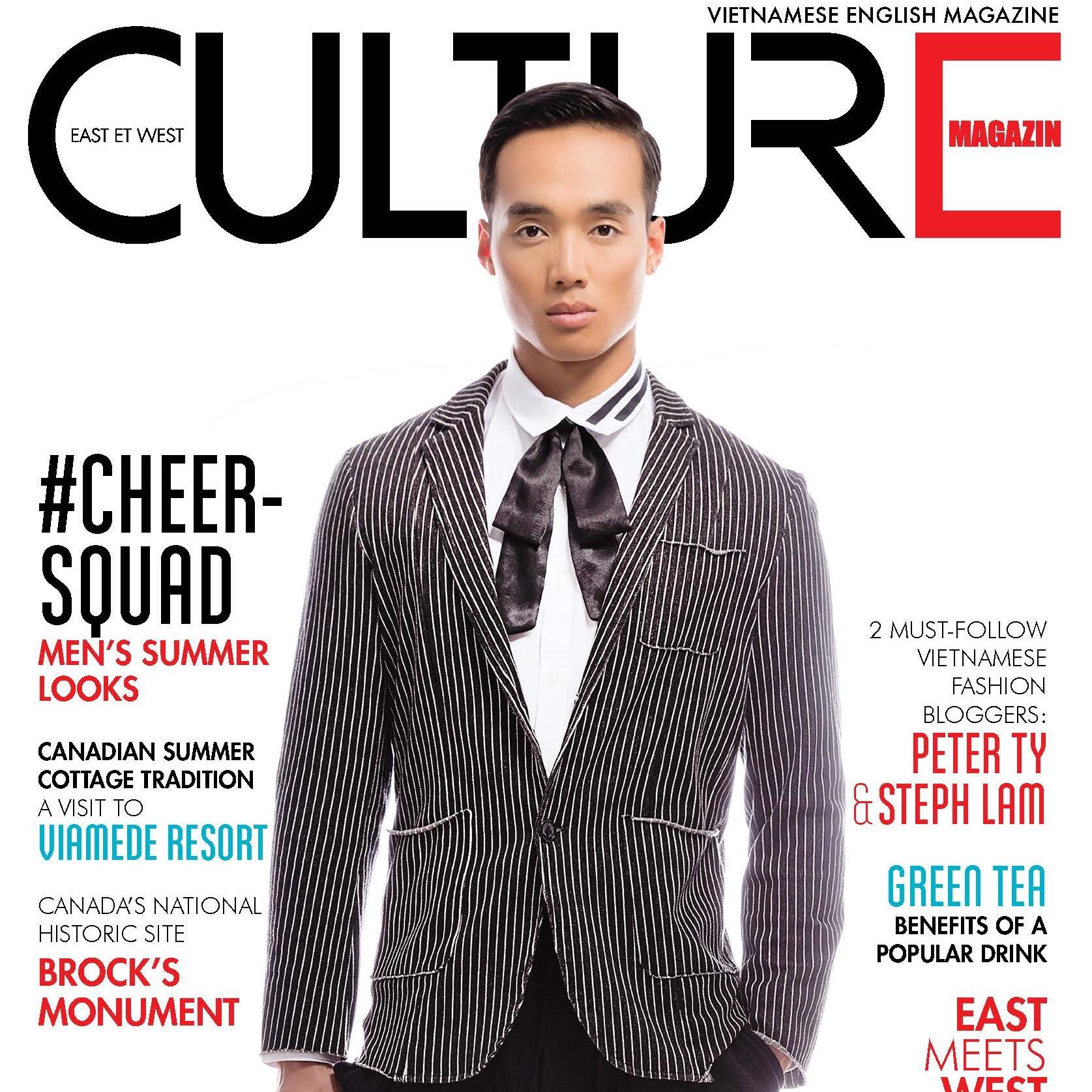 CULTURE MAGAZINE-JUL 2016 ISSUE-COVER AND SPREAD