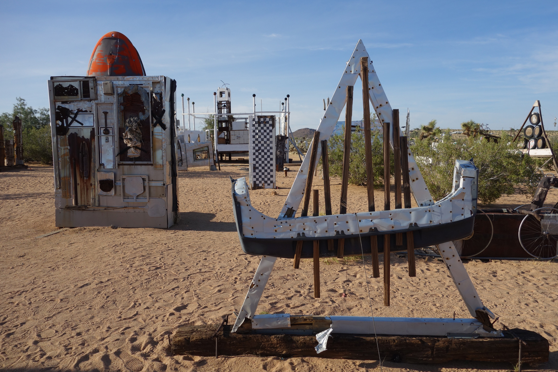 Untitled (Noah's Ark) , 1992