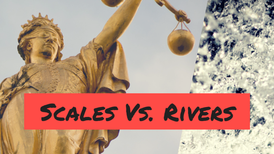 Scales Versus Rivers