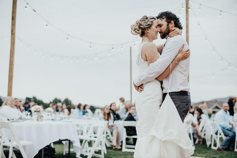 Wenatchee Wedding