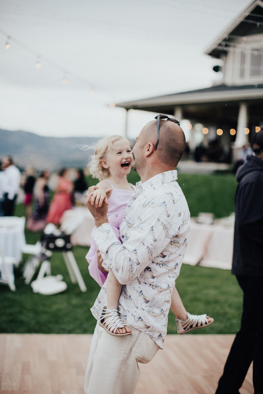 Wenatchee Backyard Wedding
