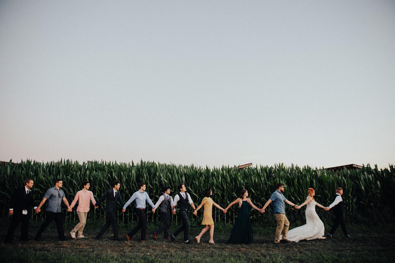 Thomas Family Farm Wedding