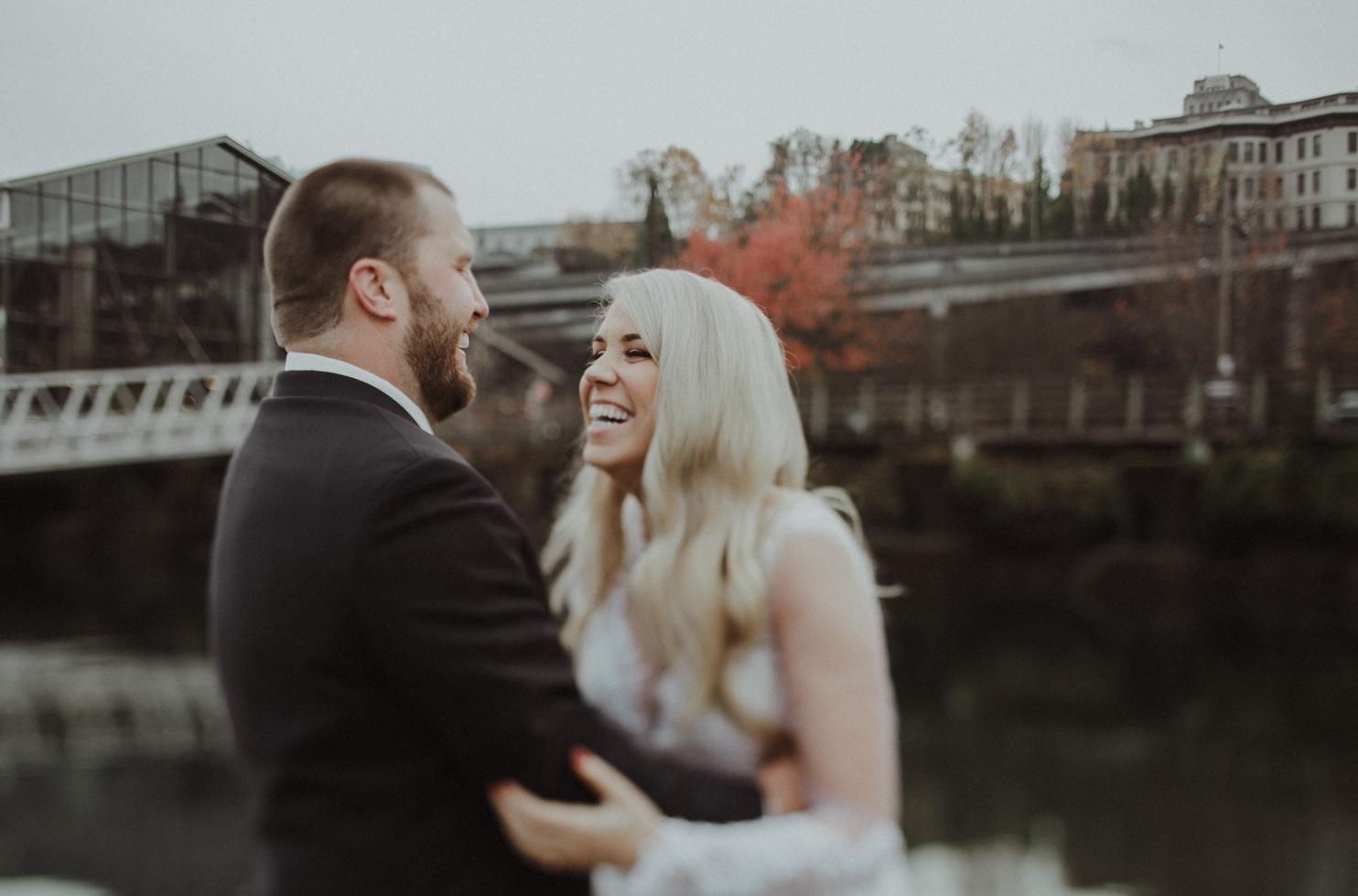 Tacoma Washington Wedding