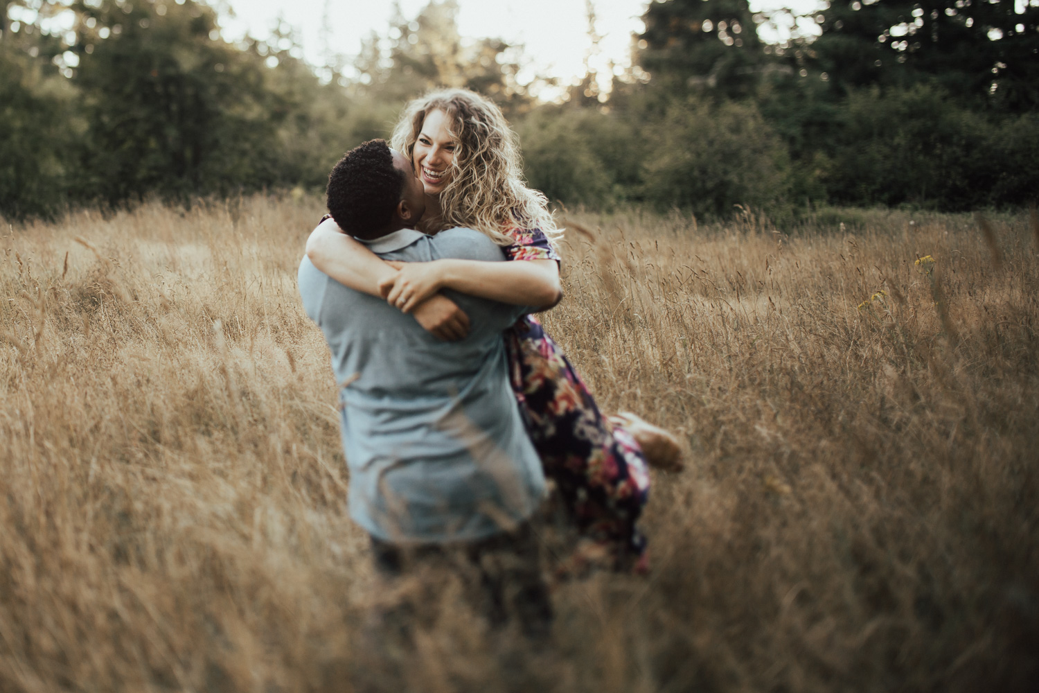 Puyallup Washington Engagement PHotos