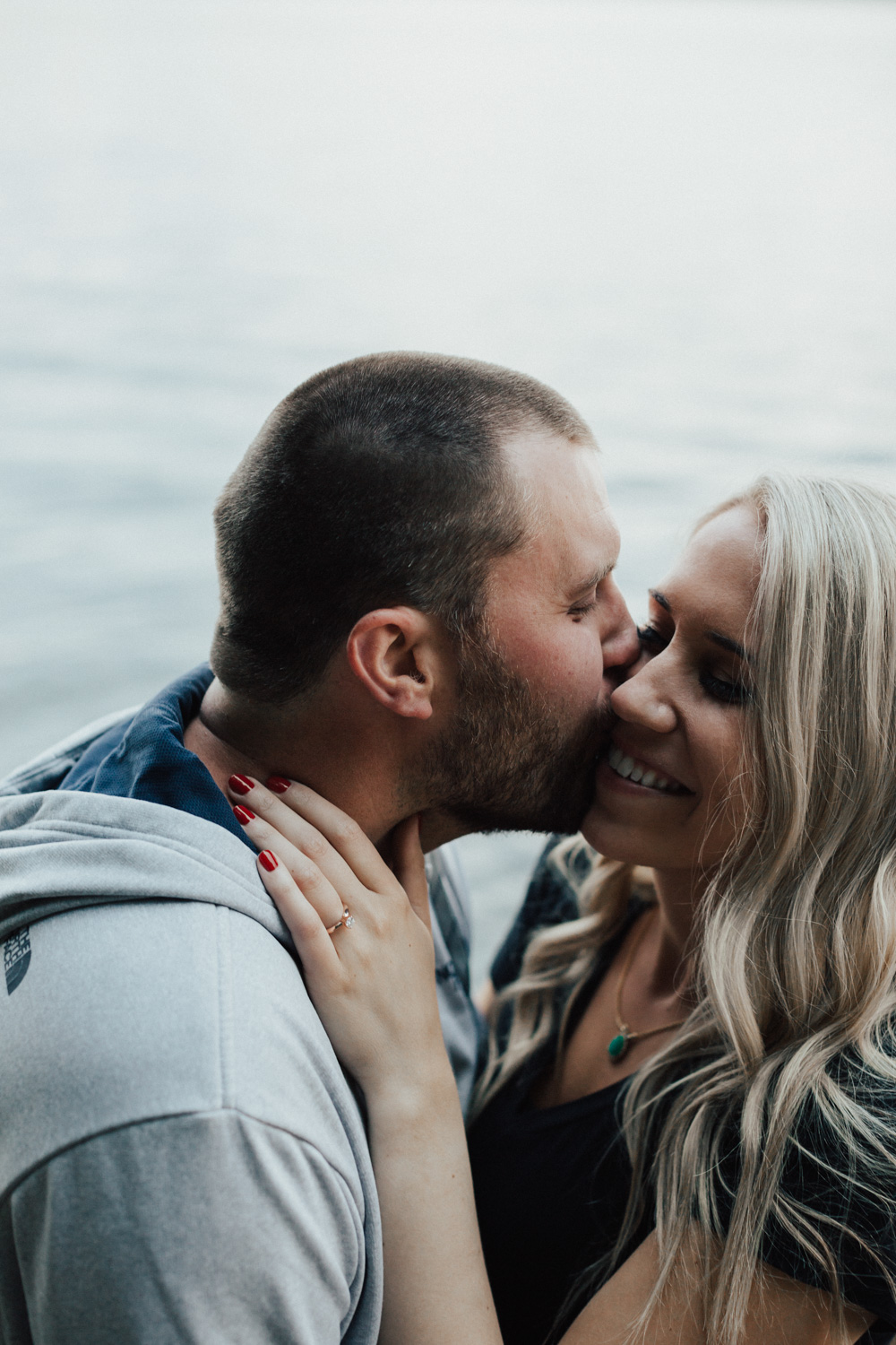Point Defiance Park Engagement Photos