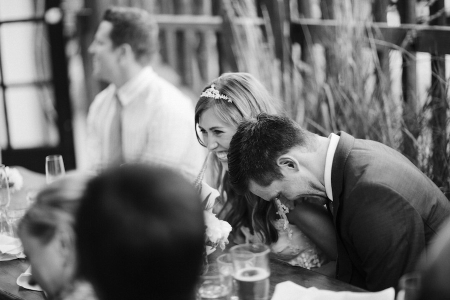 Kristen and Evan