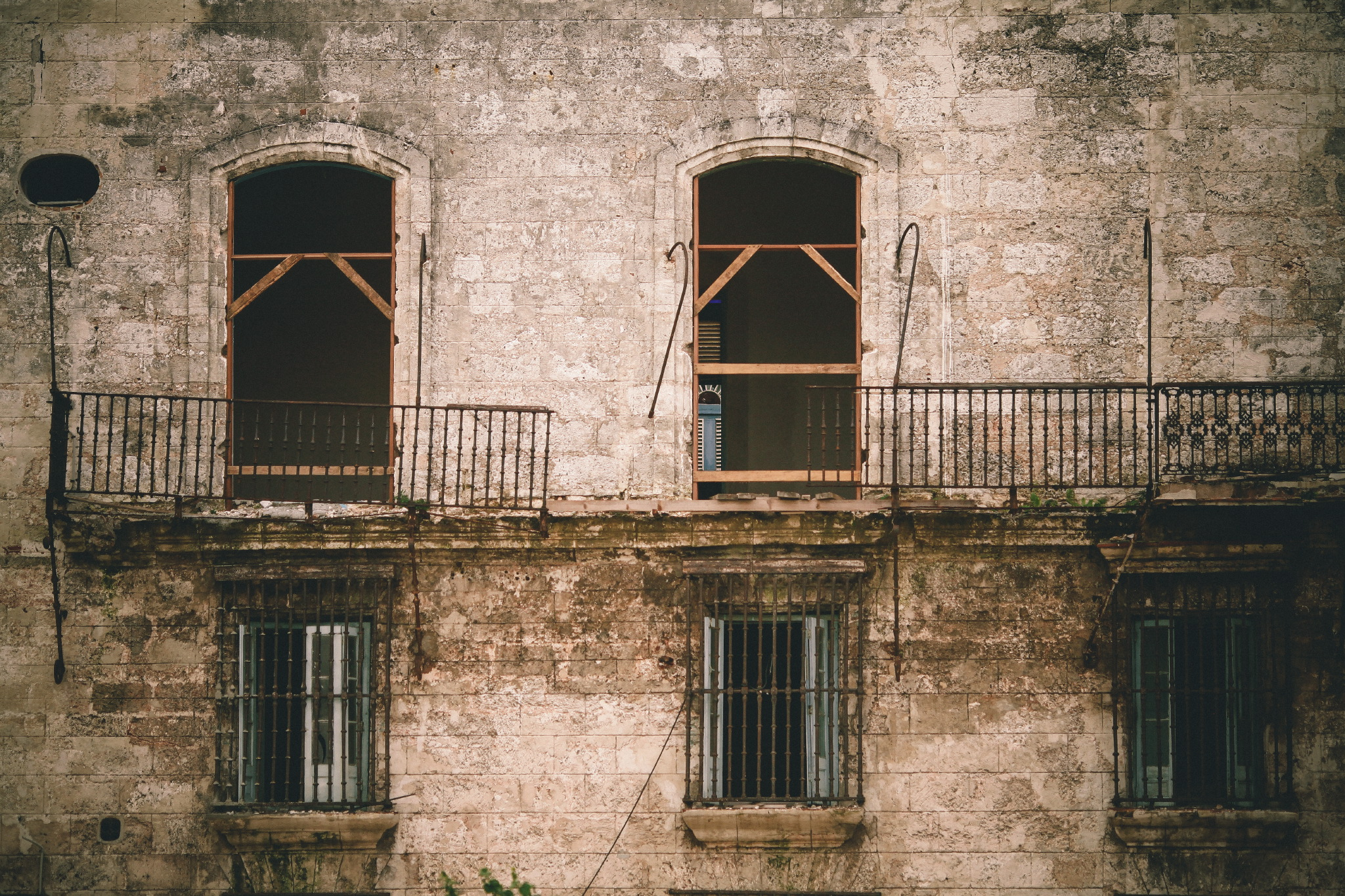 san diego wedding   photographer | old building's exterior with windows lined with wood