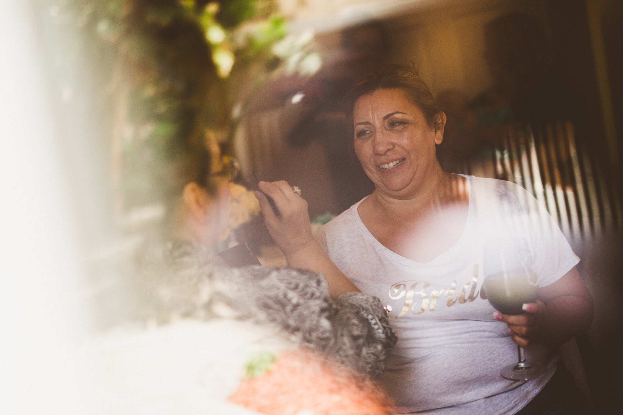 san diego wedding   photographer   middle aged women drinking and talking