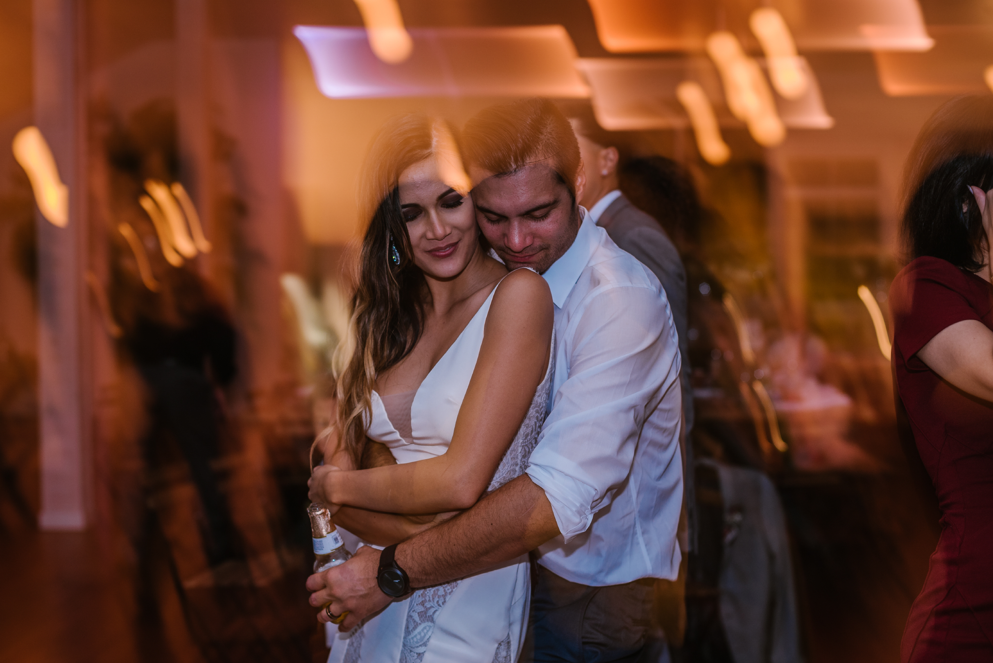 san diego wedding   photographer | bride hugged by groom