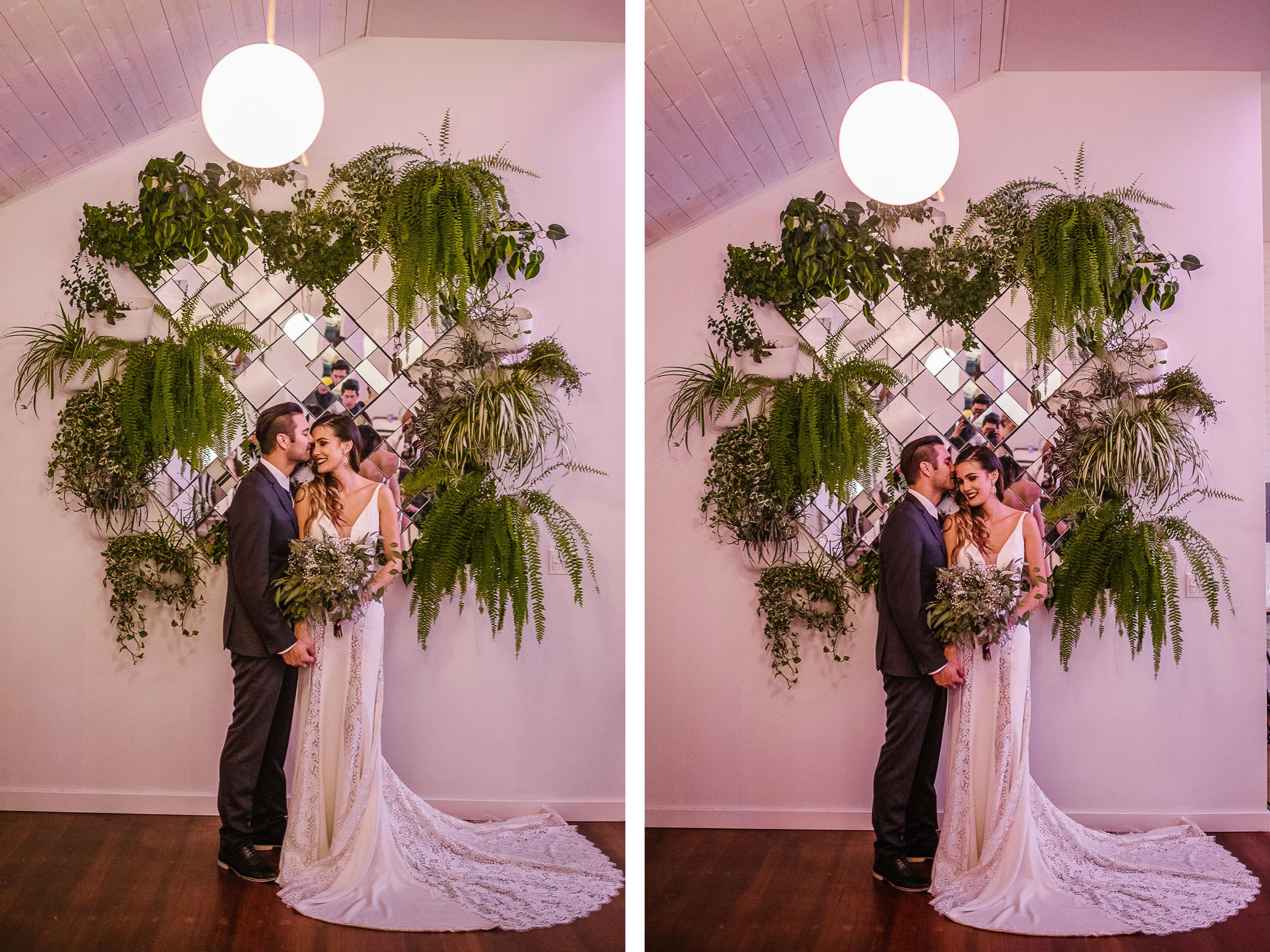 san diego wedding   photographer   table setup with symbol