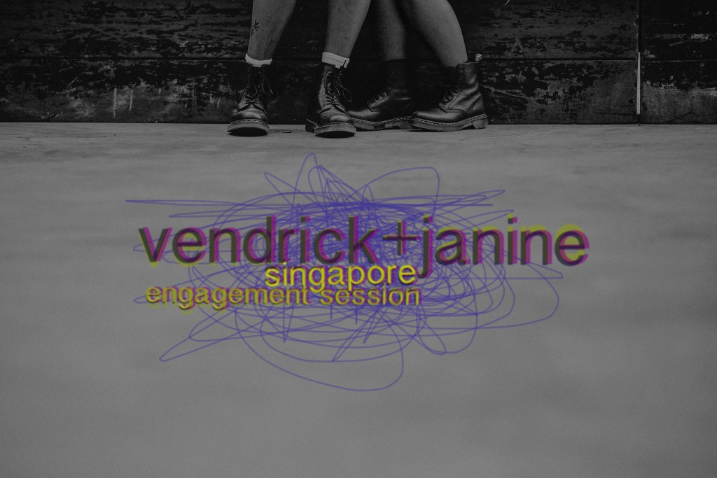 Vendrick + Janine Engagement session