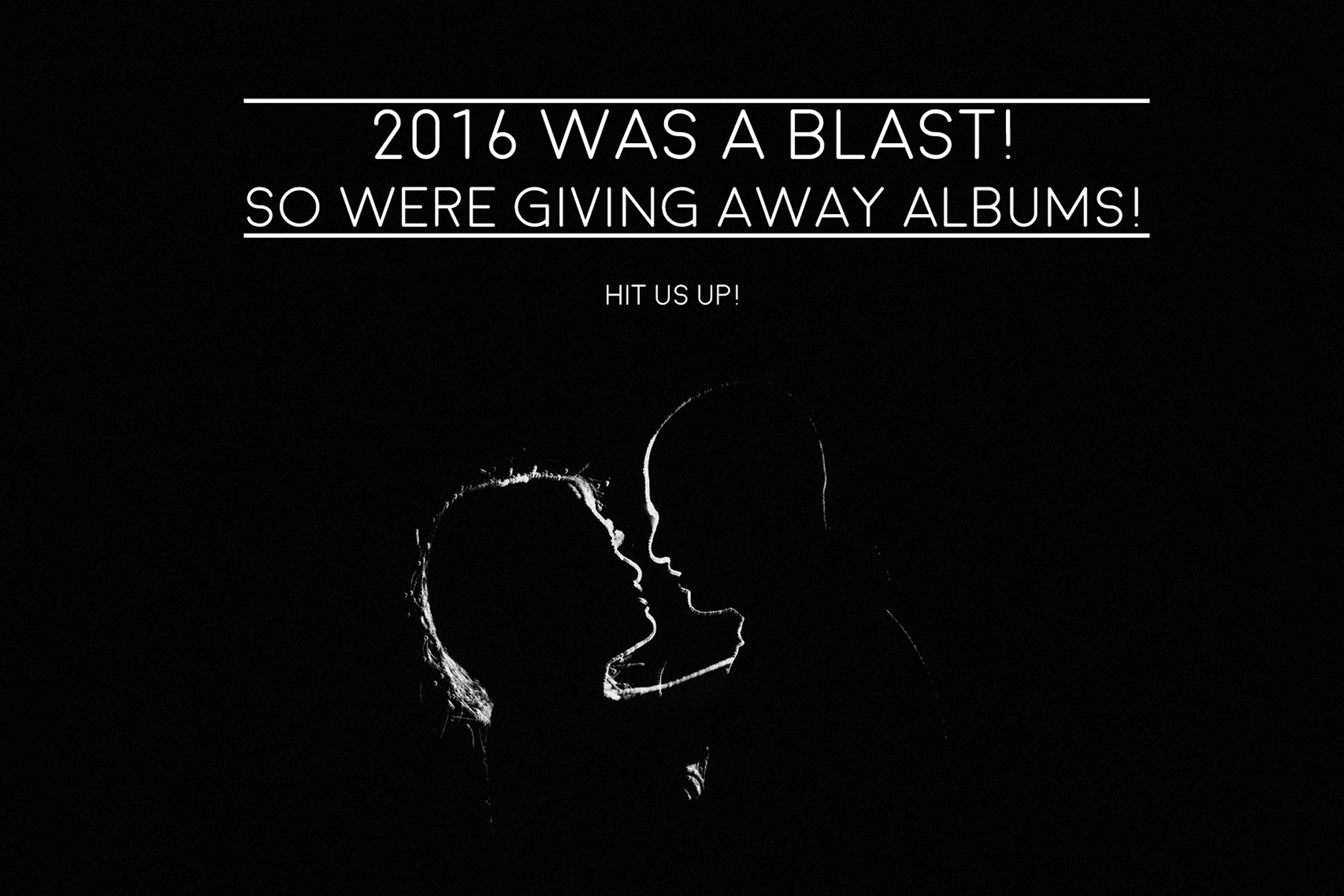 Album give away promo!