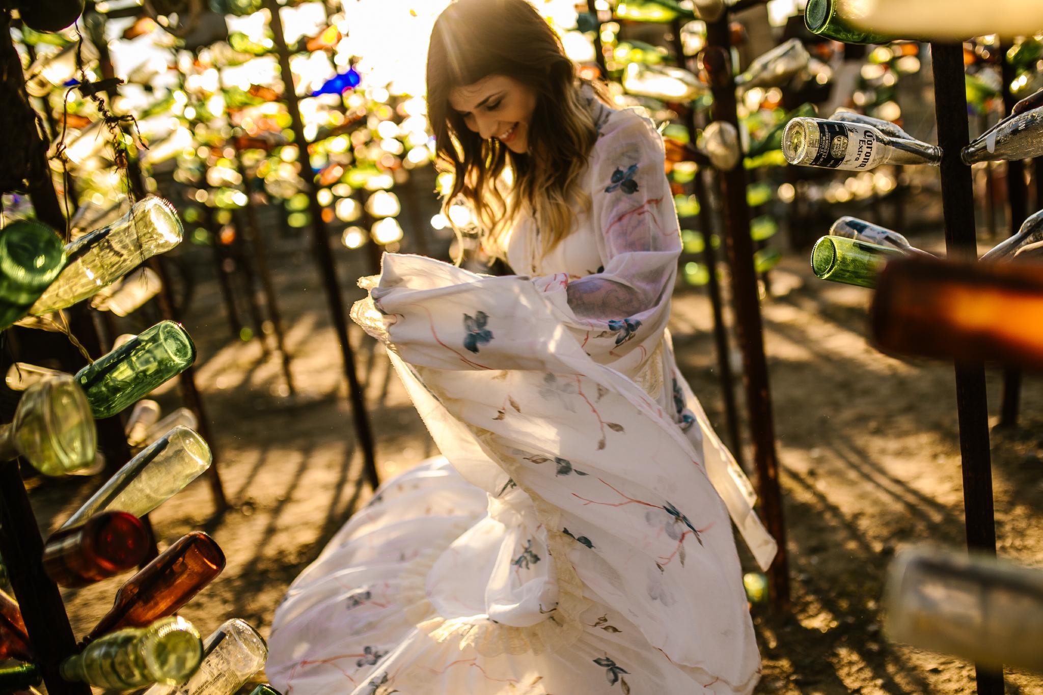 SAN DIEGO WEDDING PHOTOGRAPHER | Elmer's Bottle Tree Ranch