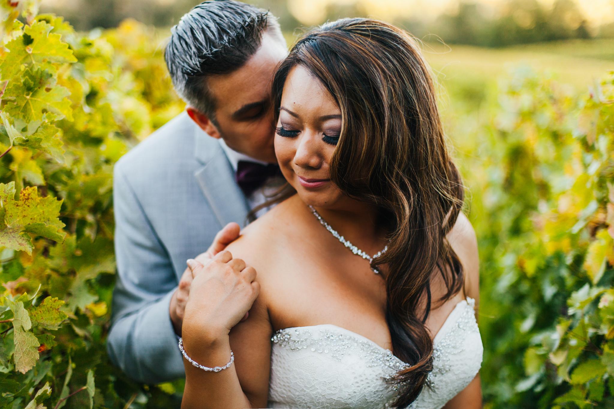 san diego wedding   photographer | couple in plantation