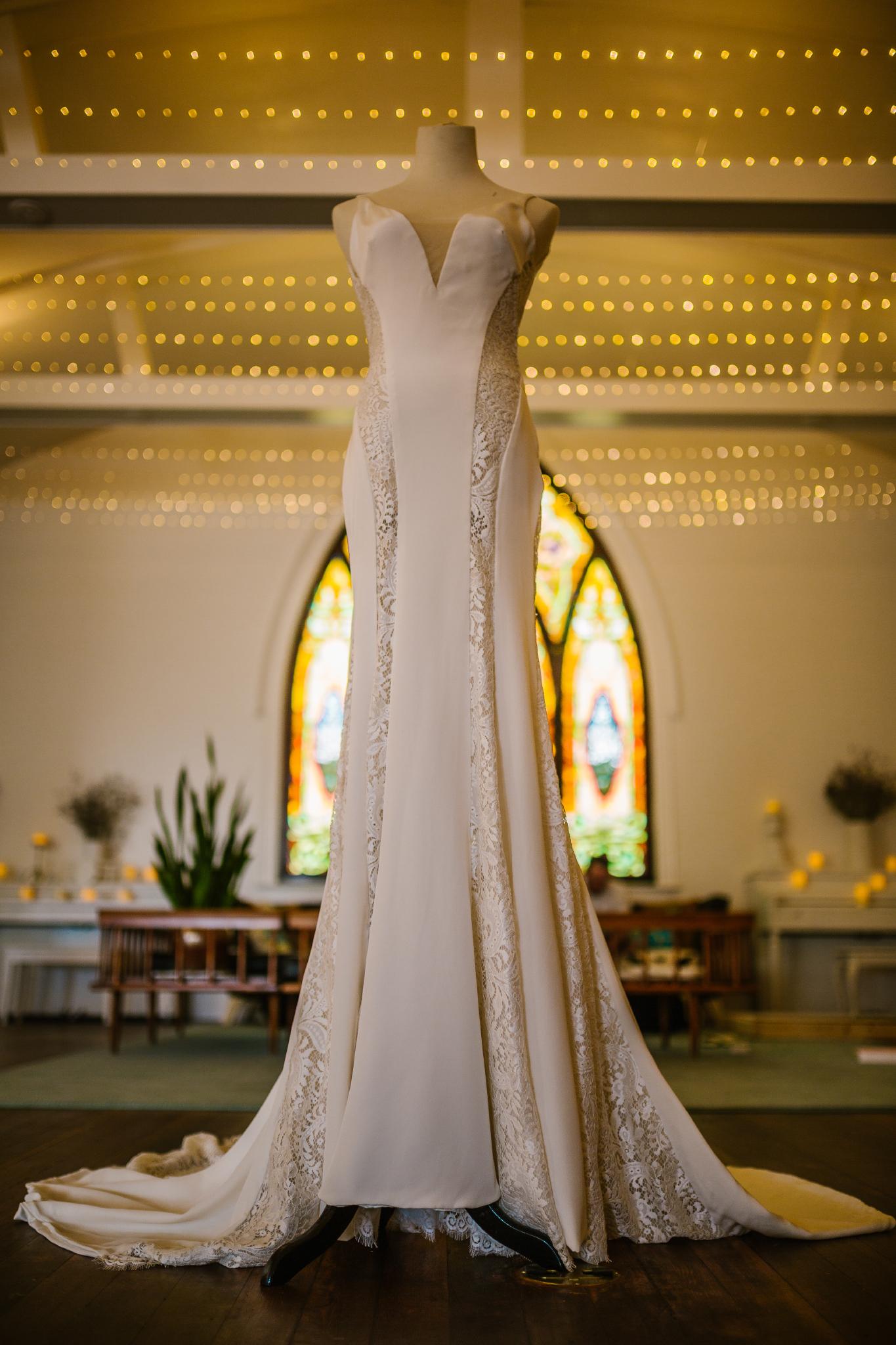 san diego wedding   photographer | wedding dress on manequin