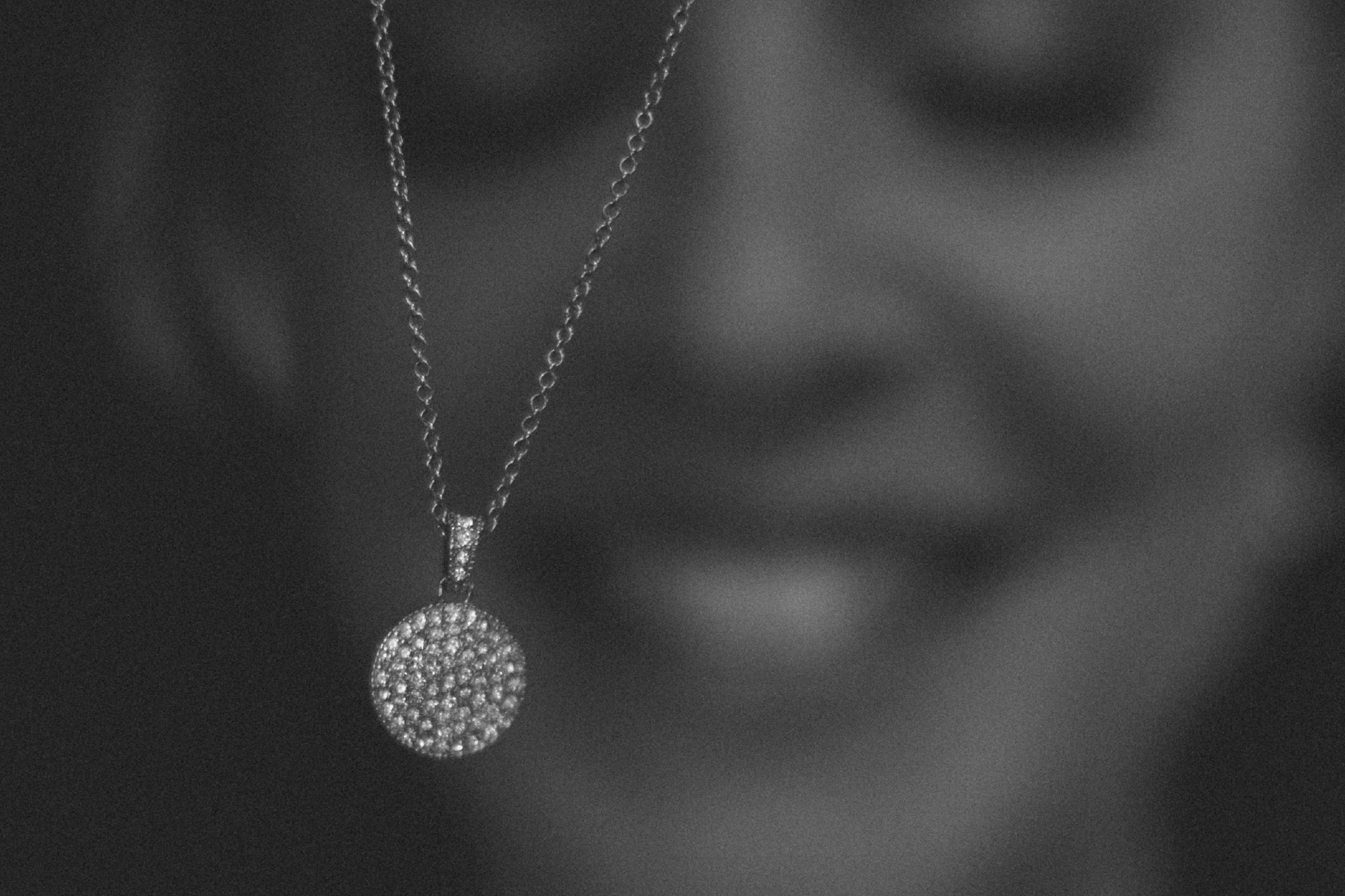 san diego wedding   photographer | necklace in front of woman