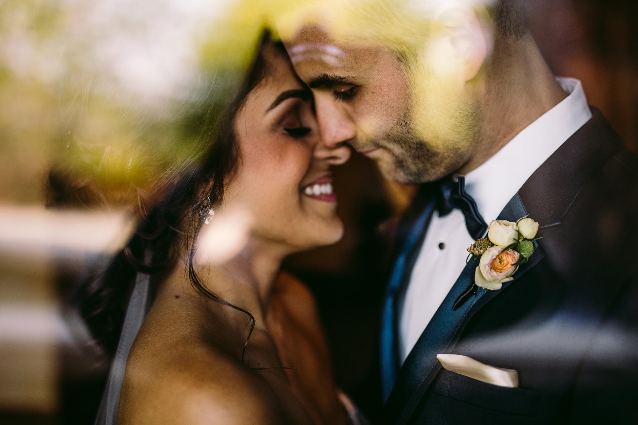 san diego wedding   photographer | couple about to kiss