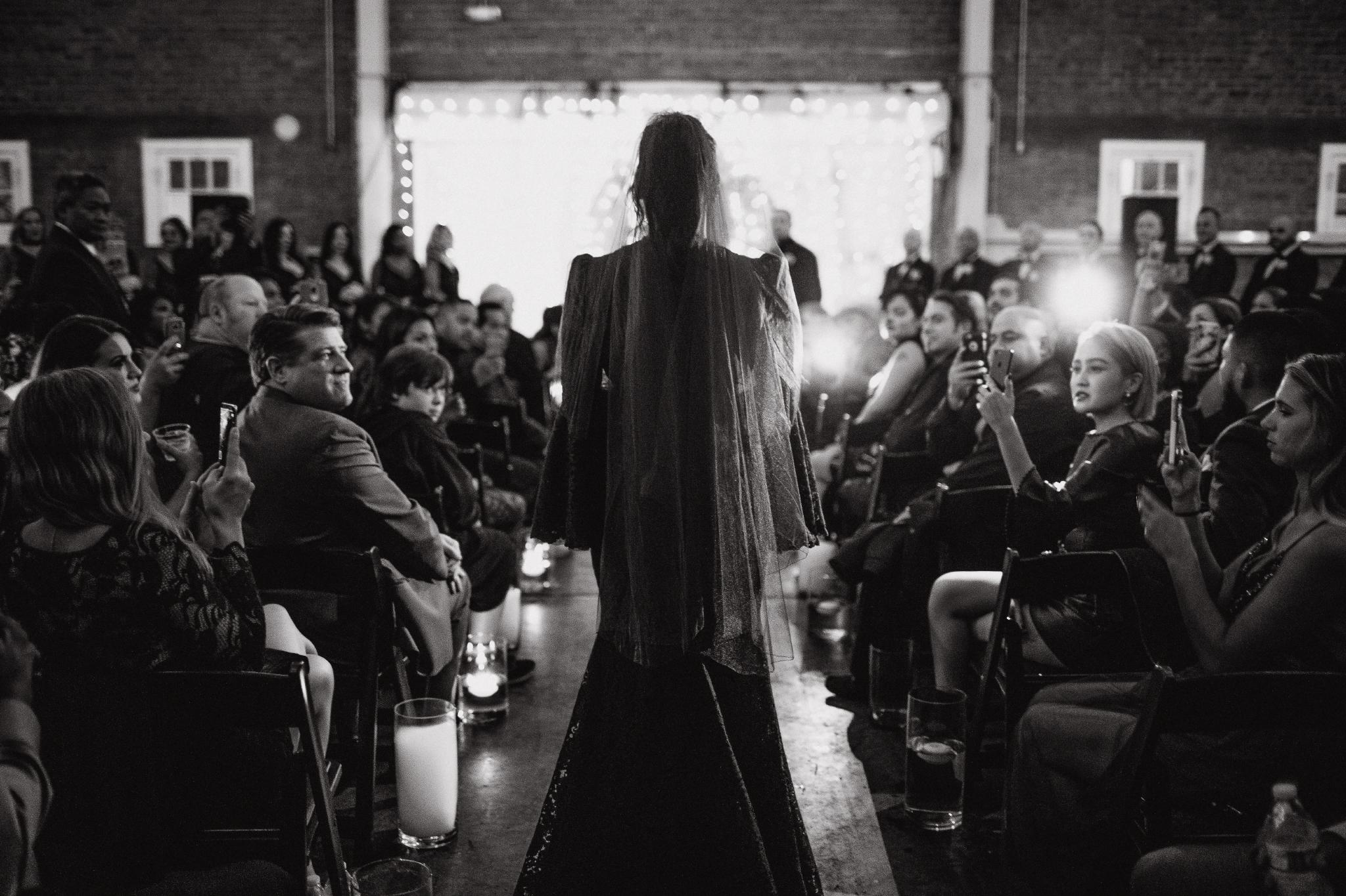 san diego wedding   photographer | bride walking down the aisle