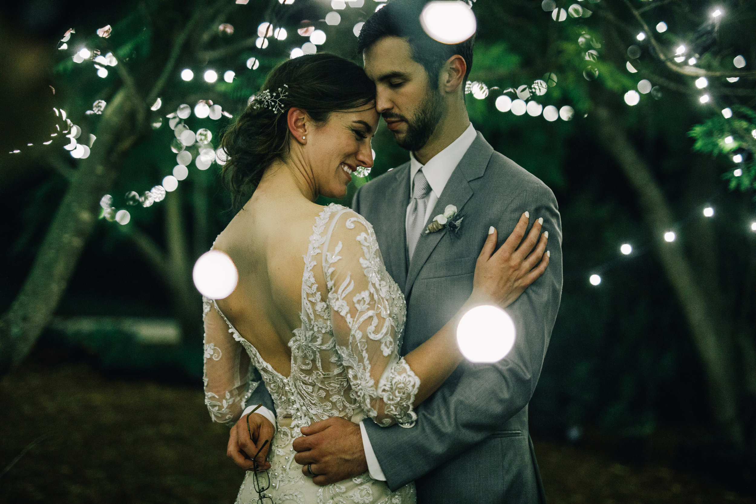 san diego wedding   photographer | couple under trees
