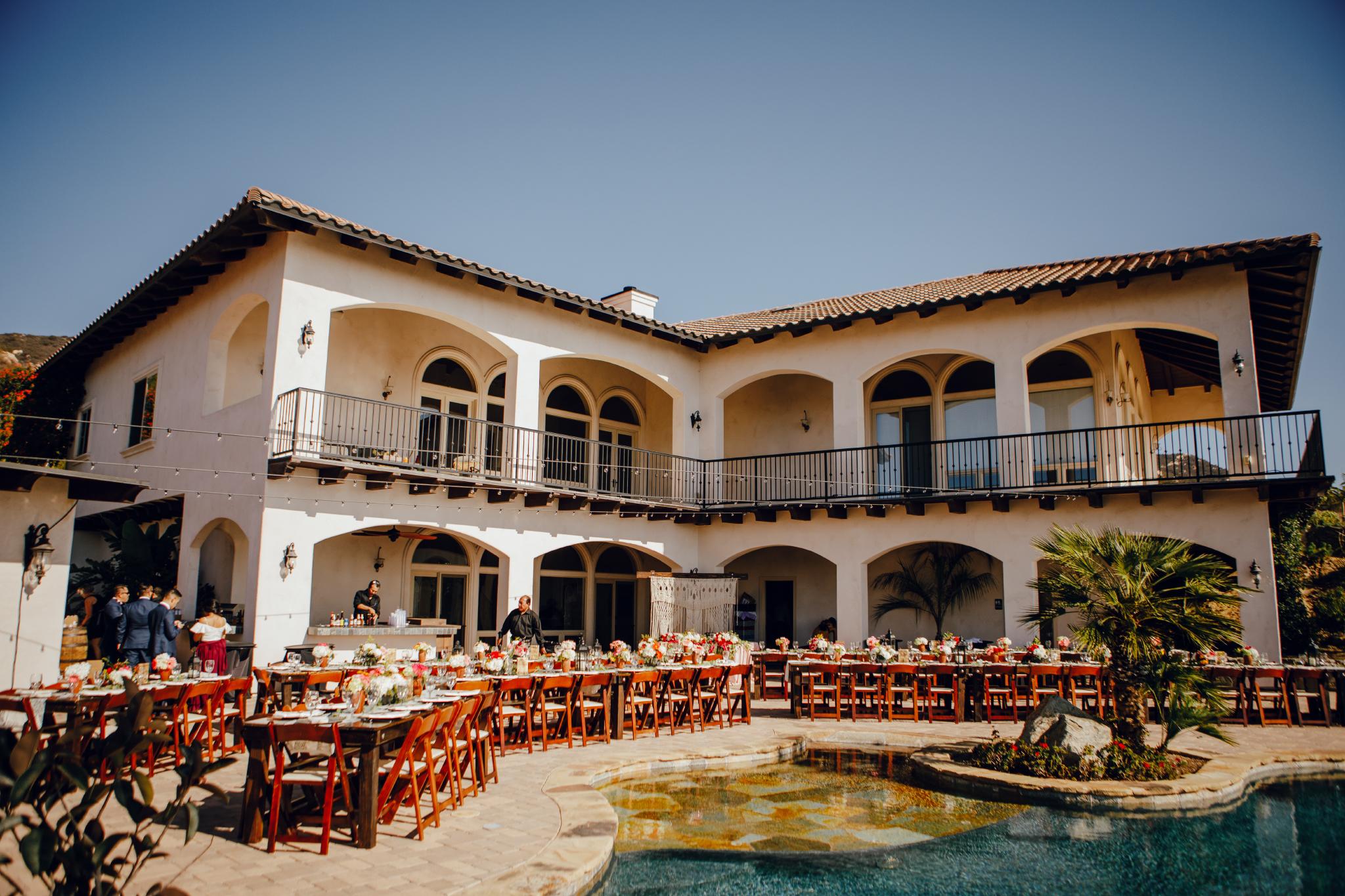 San Diego Wedding Photographer | Montana Cielo wedding venue