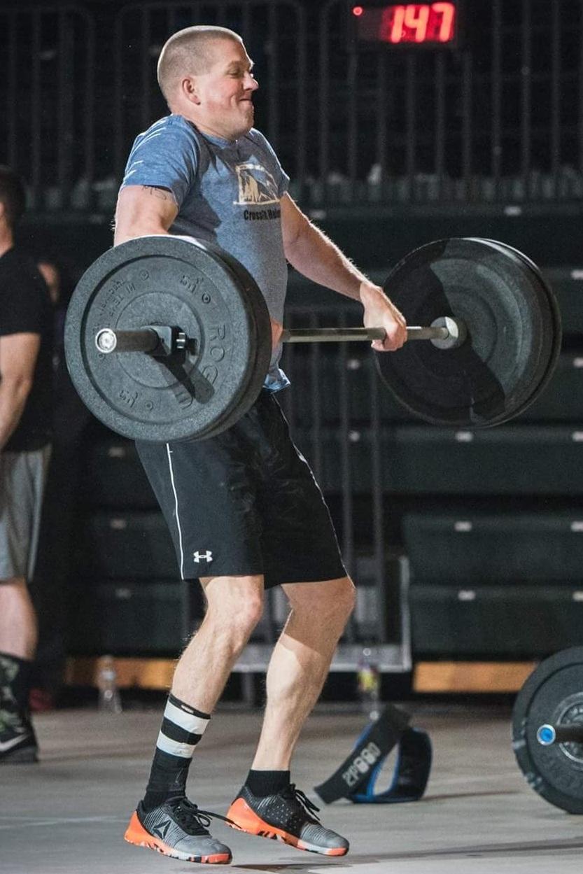 Jin Nelson  - CrossFit Level 1