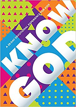 Devotional For Kids - We highly recommend this devotional for kids once they have made the decision to follow Jesus, and to get Baptized.You can get it here!