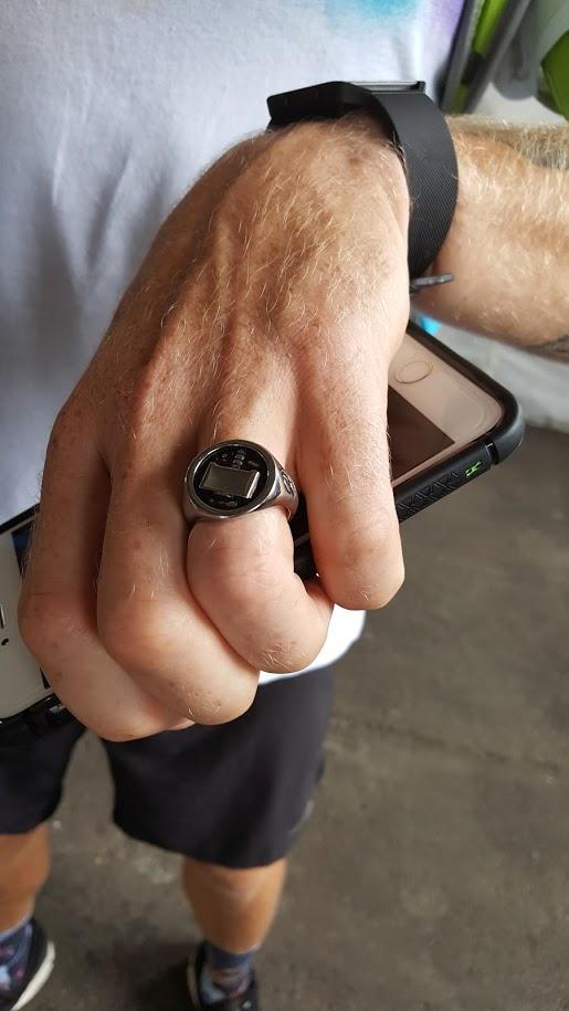 Thor wedding ring