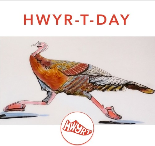 HWYRTurkey by ABG, the Artist-in-Residence