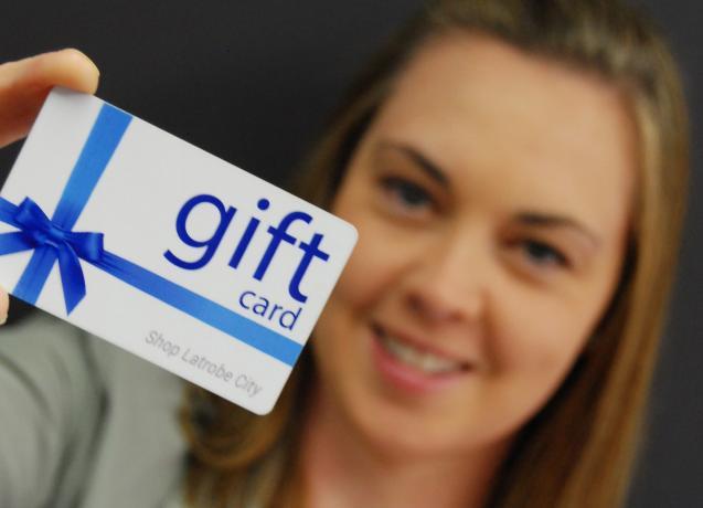 KS holding LC Gift Card