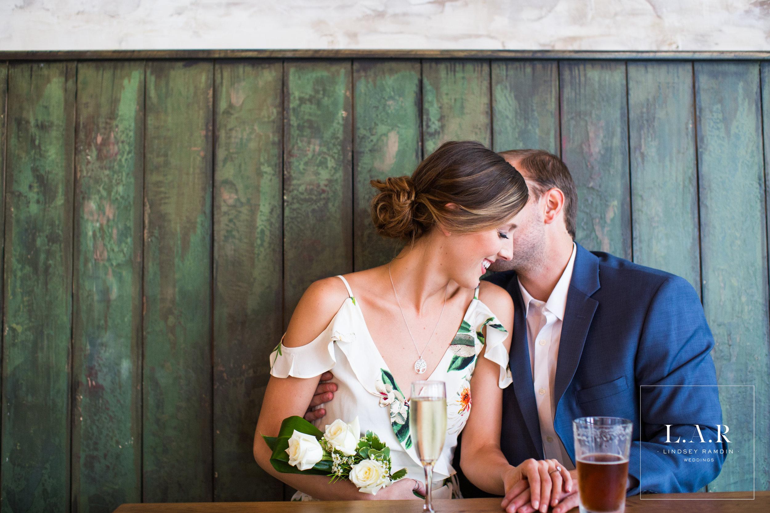 Crocker Park Engagement Photos | L..A.R. Weddings