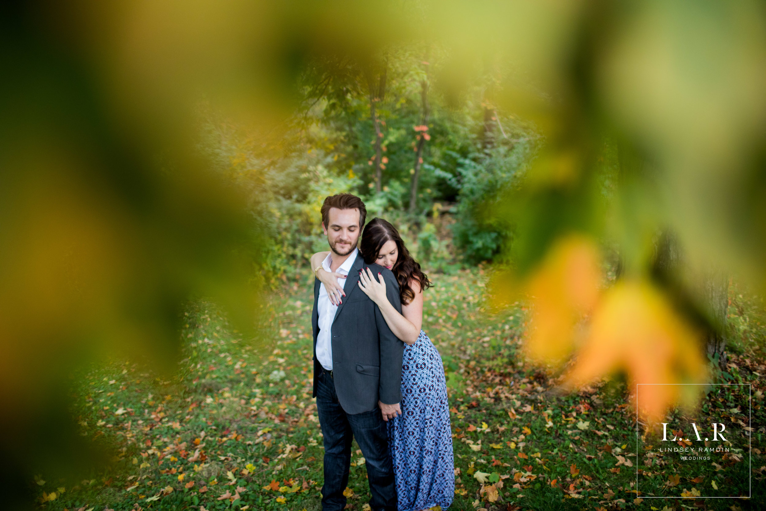 Columbus Park of Roses   Engagement Session
