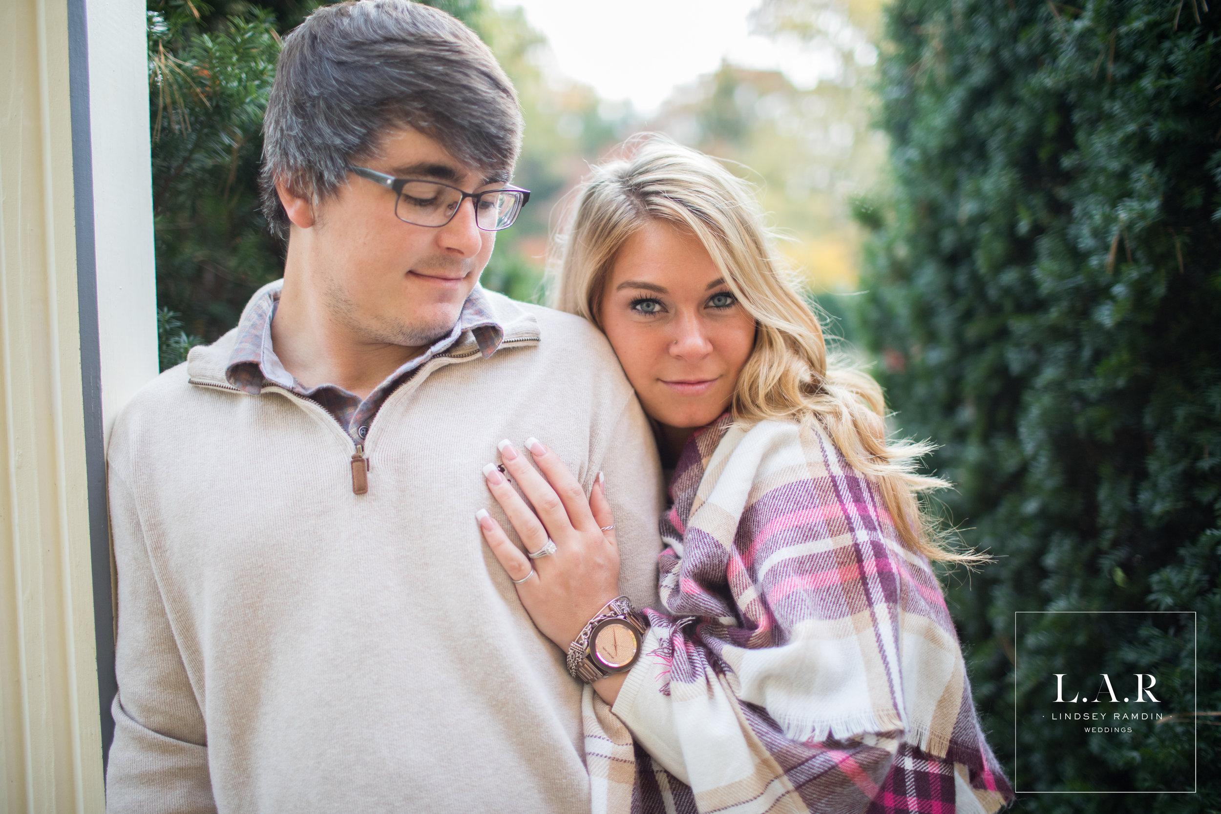Fellows Riverside Garden Engagement Photo | L.A.R Weddings | Lindsey Ramdin