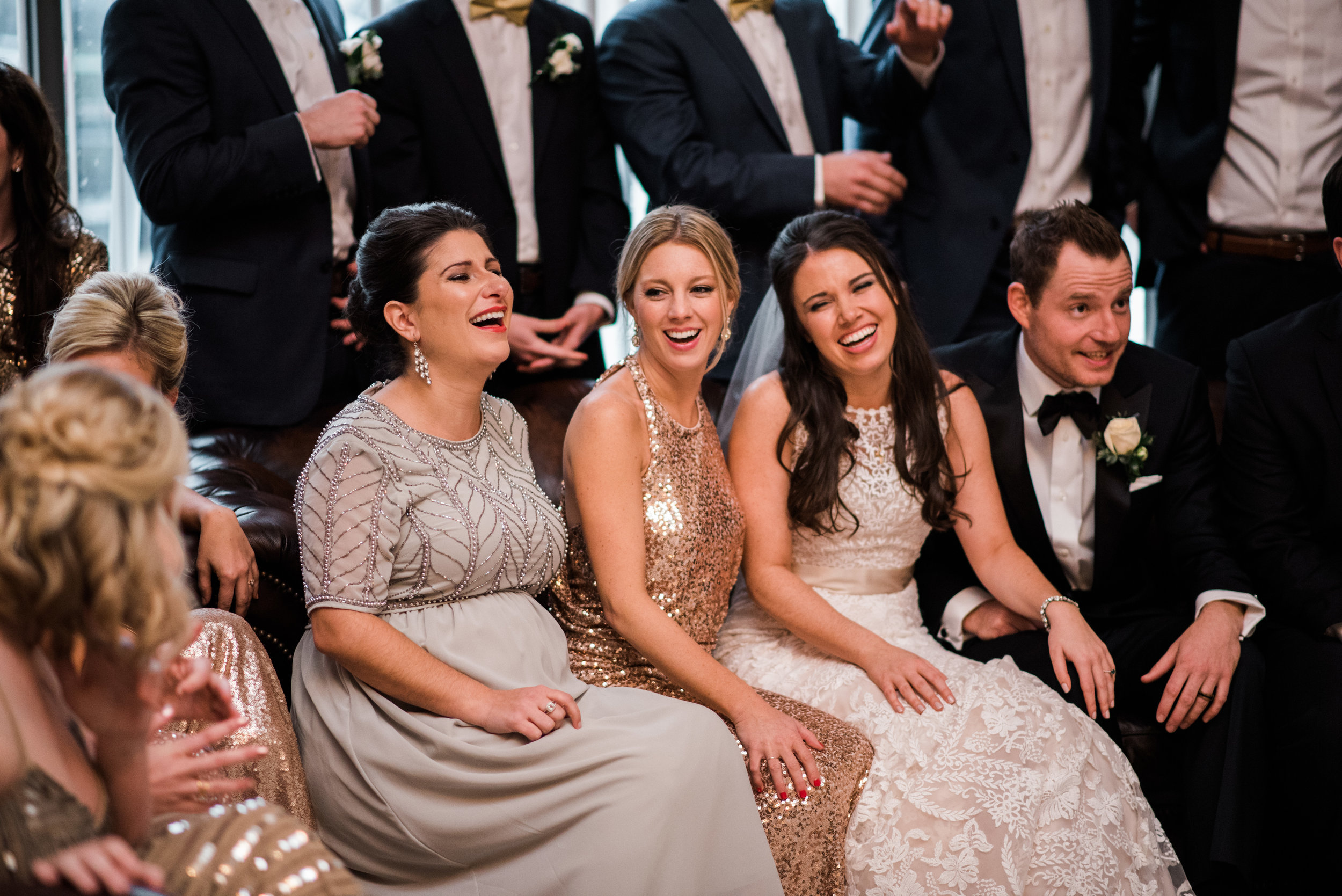 Night Town Cleveland | Cleveland Weddings | L.A.R. Weddings | Lindsey Ramdin