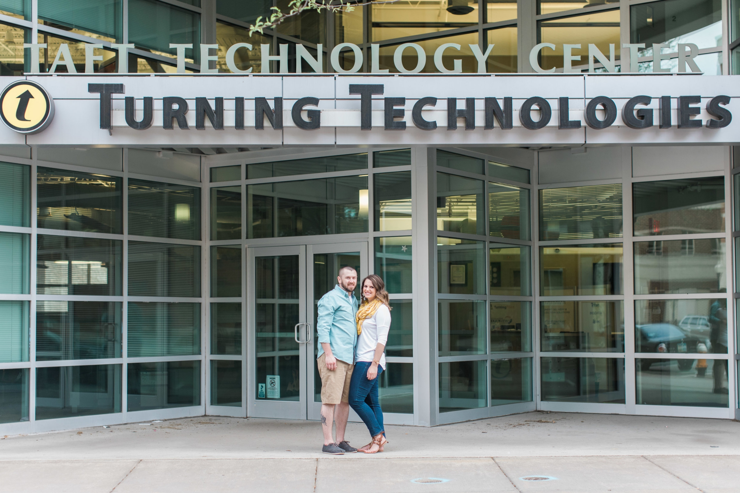 Turning Technologies....where it all started for these two!