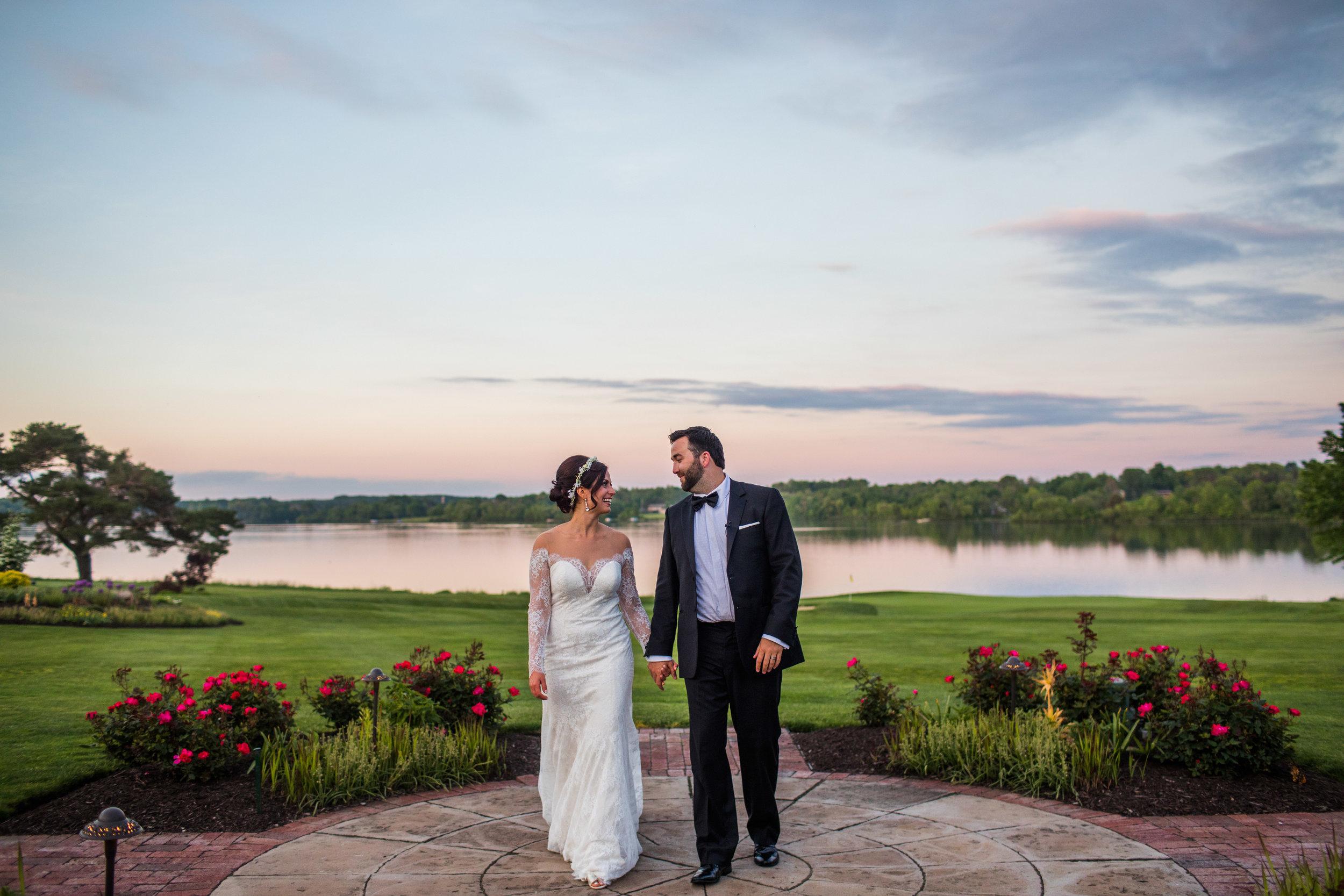 Poland Presbyterian Church and The Lake Club of Ohio Wedding_Lindsey Ramdin_LAR Weddings