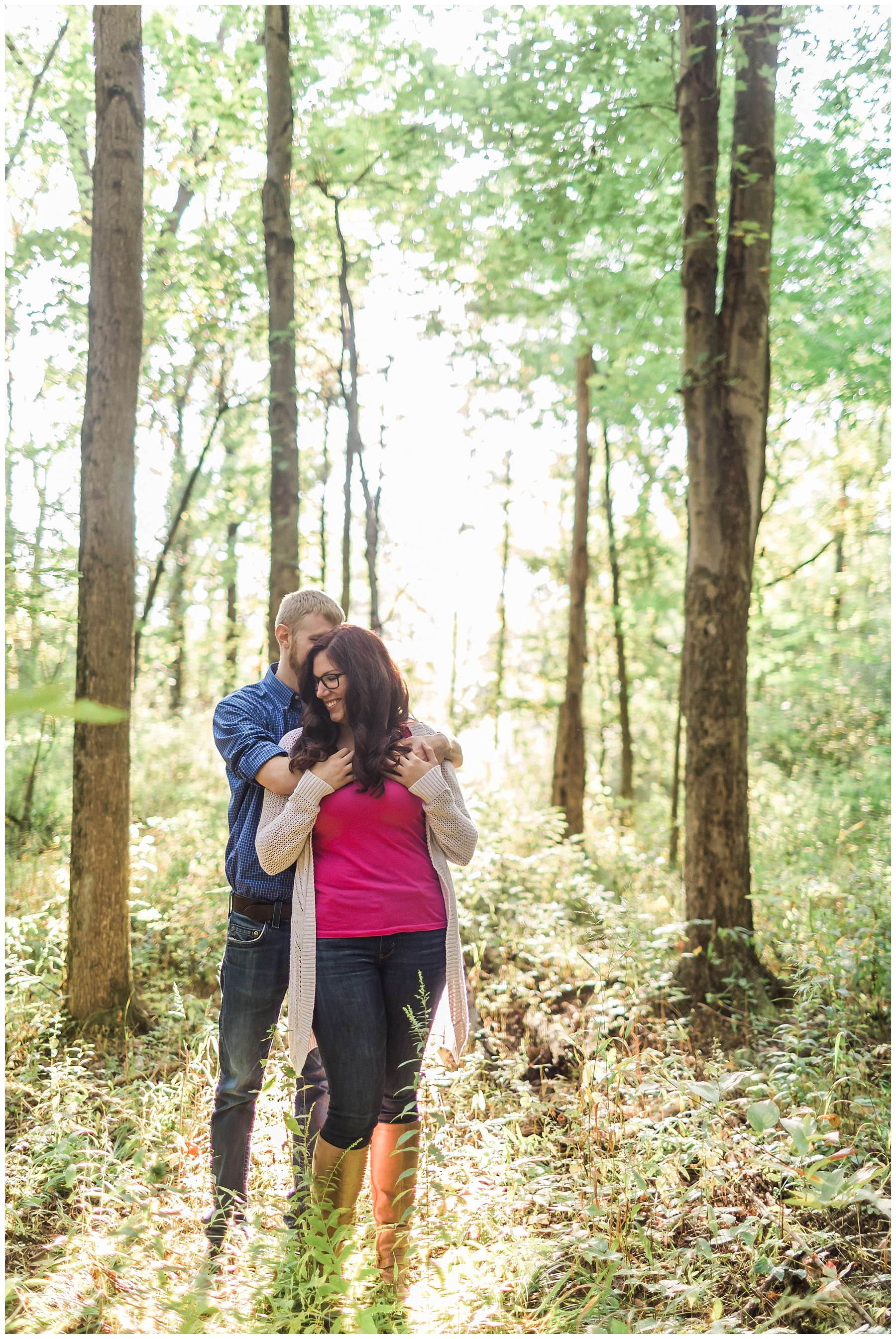 Lake Milton Engagement Session_L.A.R. Weddings_LindseyRamdin