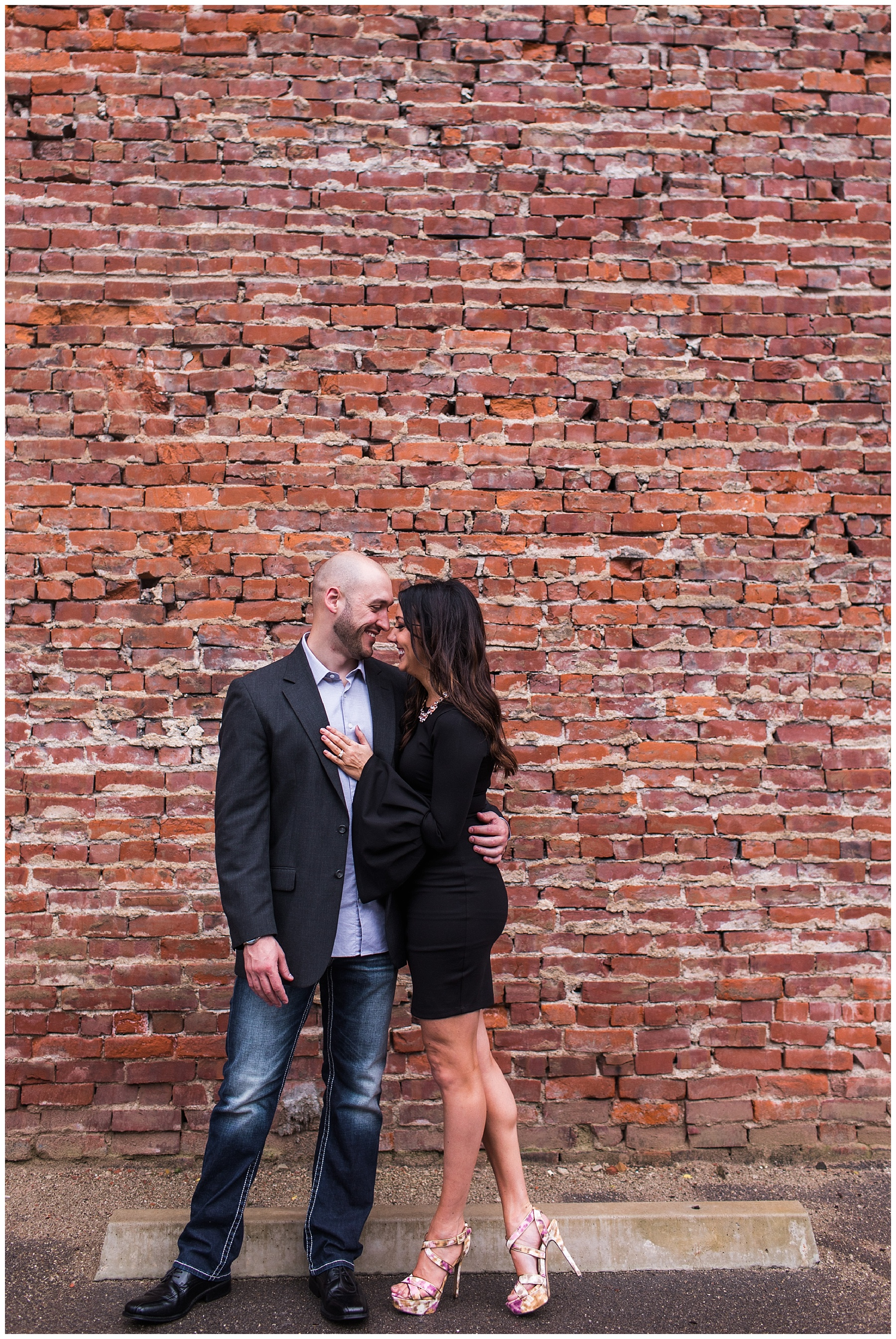 Youngstown Engagement Session_Mill Creek Park_L.A.R. Weddings