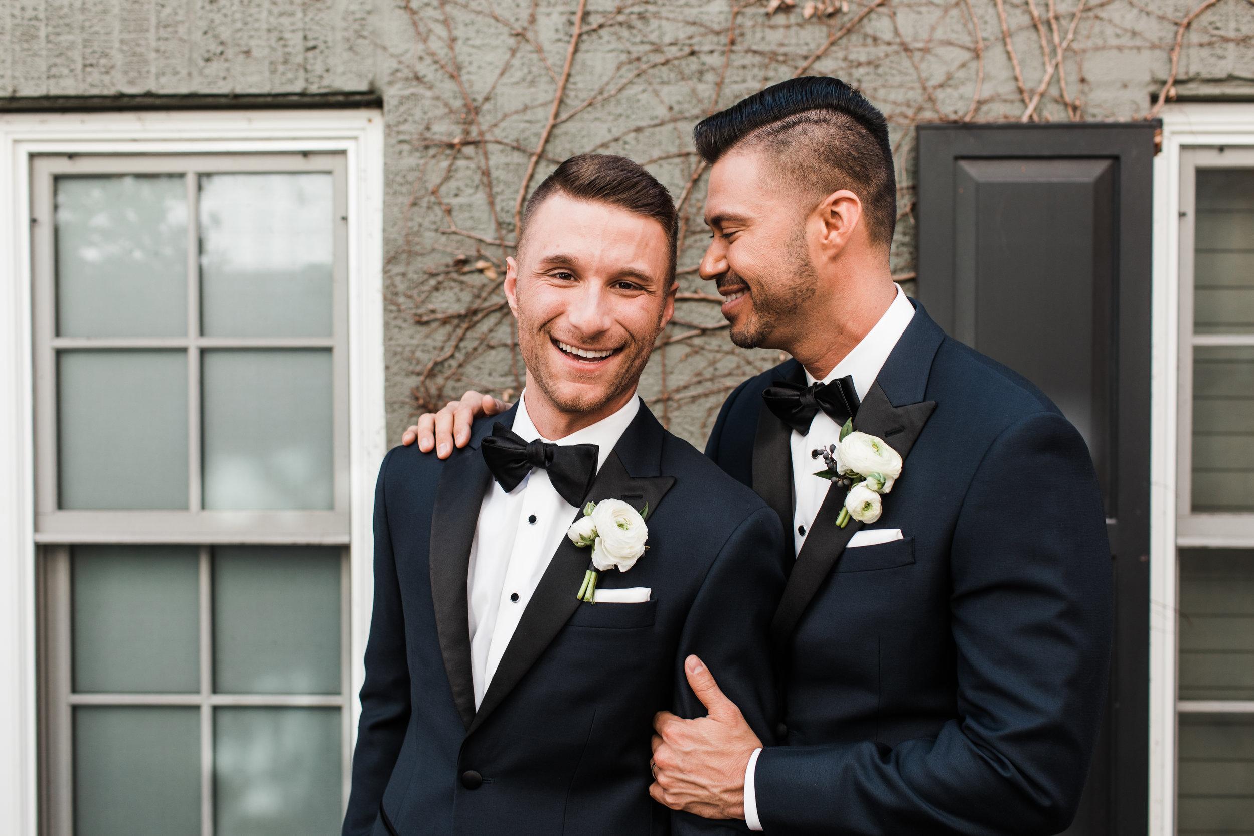 Dallas Wedding at Hotel Zaza and Cathedral of Hope